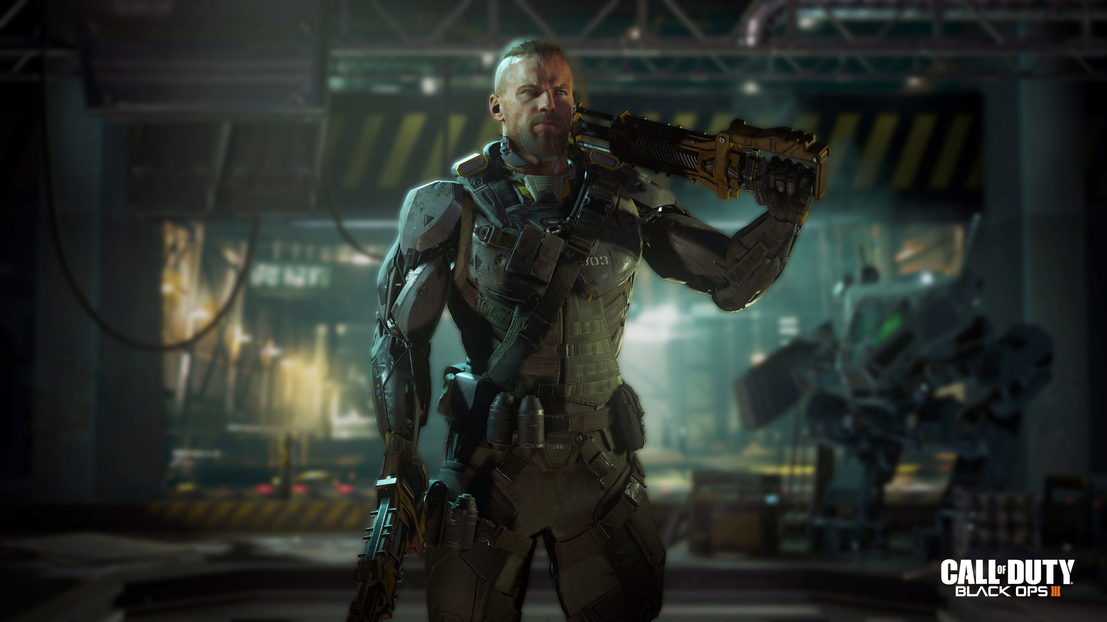 Res: 3840x2160, Call of Duty Black Ops 3 Wallpapers | HD Wallpapers