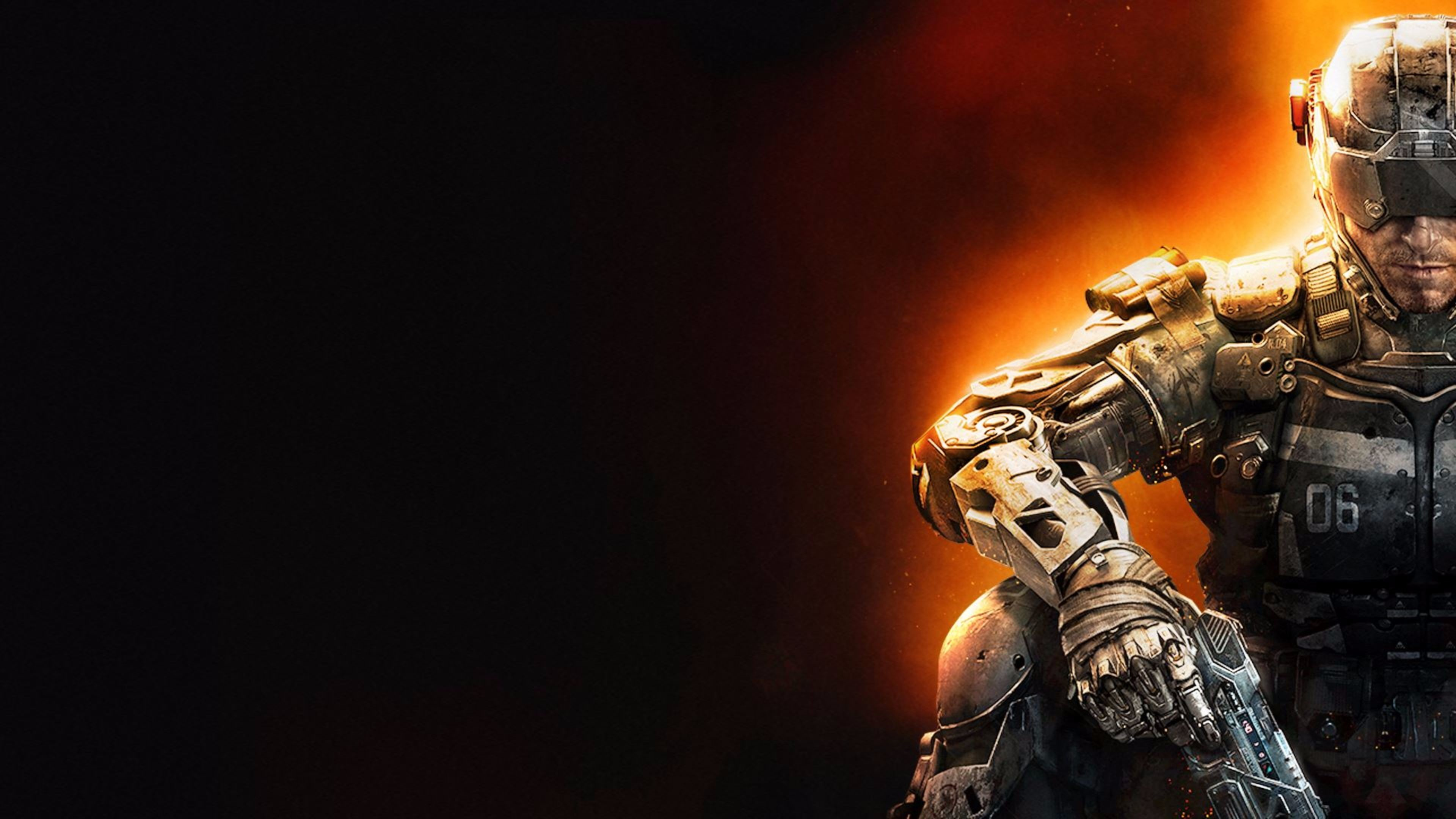 Res: 3840x2160, Black Ops 3 Wallpaper 6