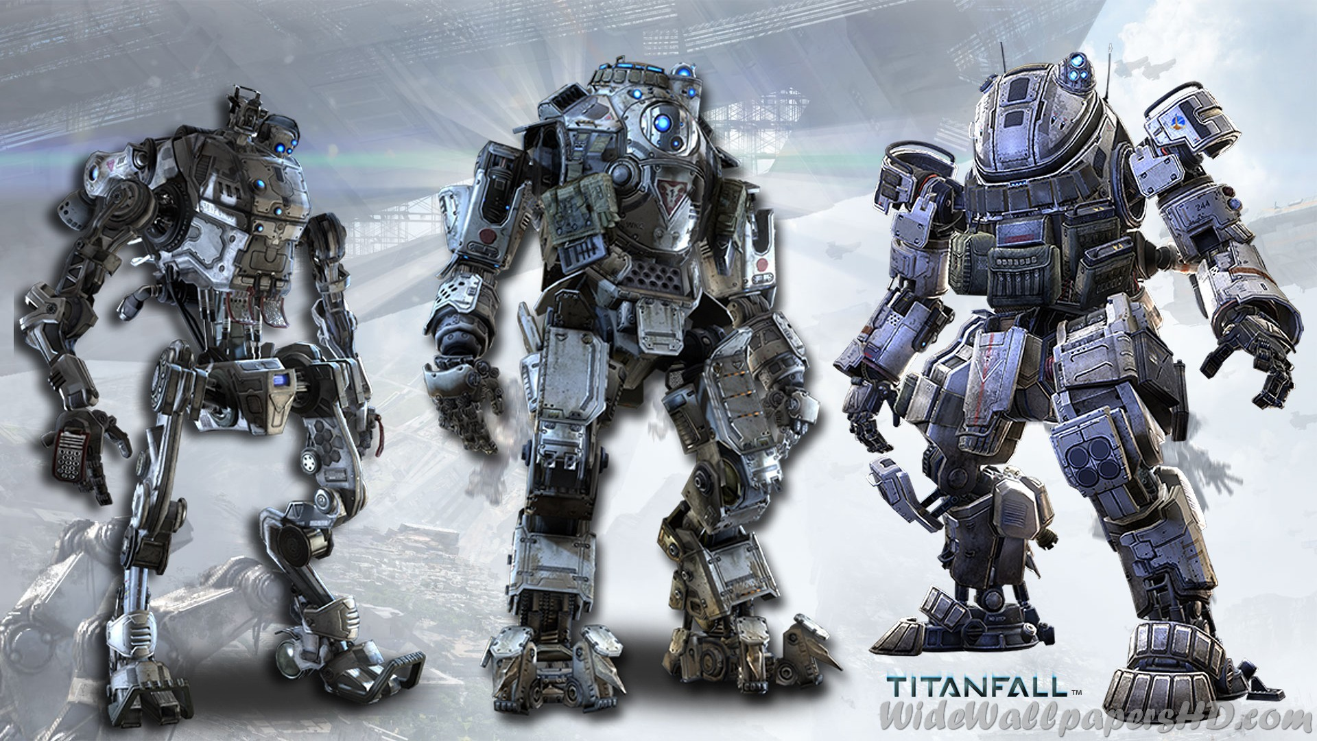 Res: 1920x1080, Titanfall Titans