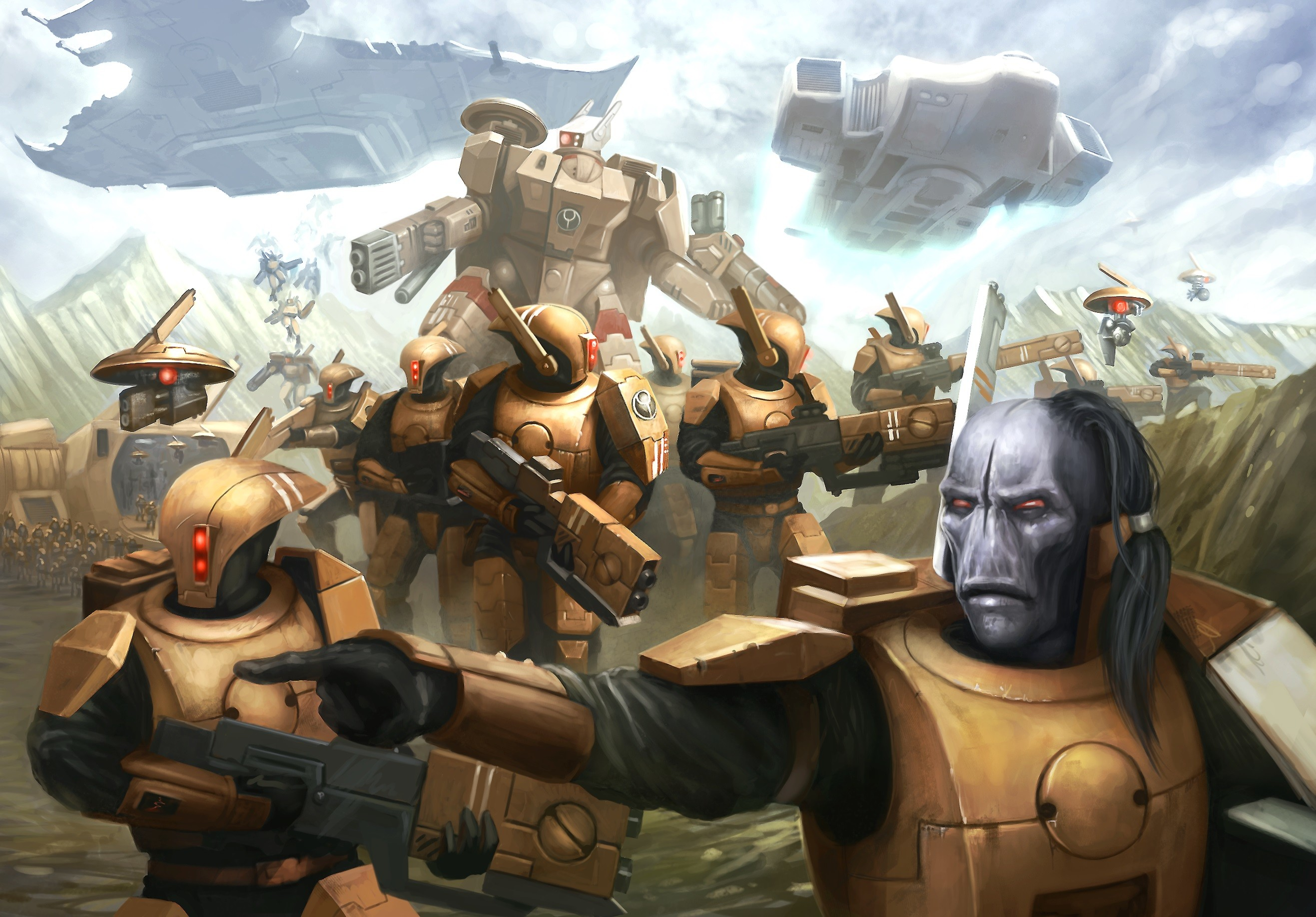Res: 2634x1836, Tau Codex Review Formations Hunter Cadre Frontline Gaming
