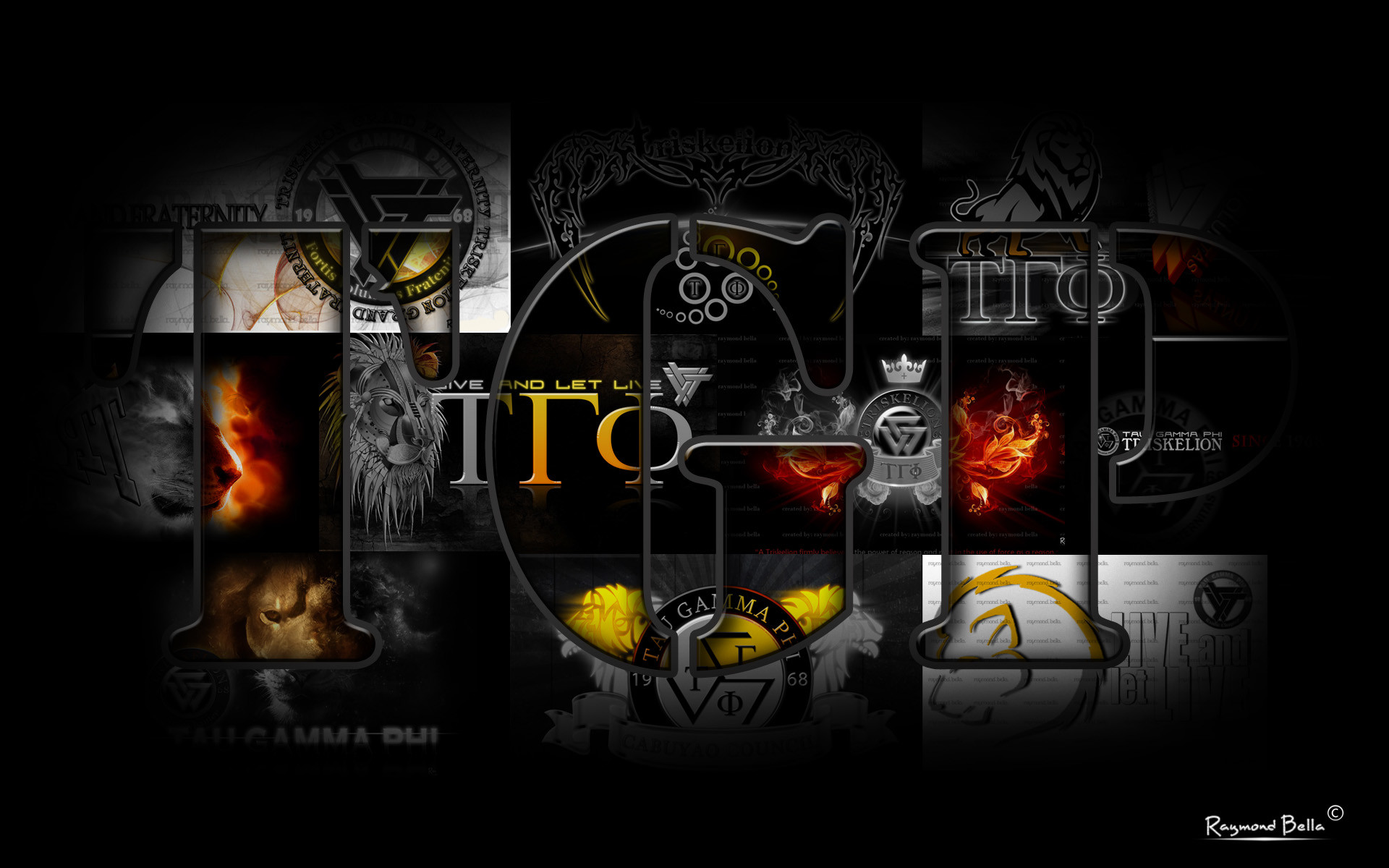 Res: 1920x1200, Tau gamma wallpapers