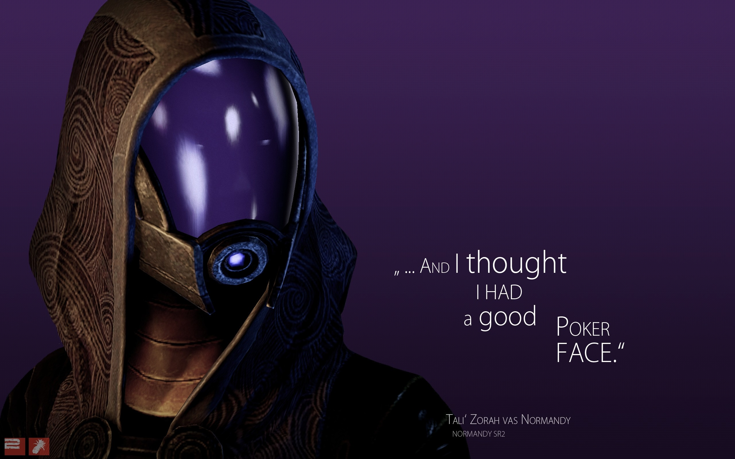 Res: 2560x1600, Wallpaper Mass effect, Tau zorah vas normandy, Quote, Look, Character HD,  Picture, Image