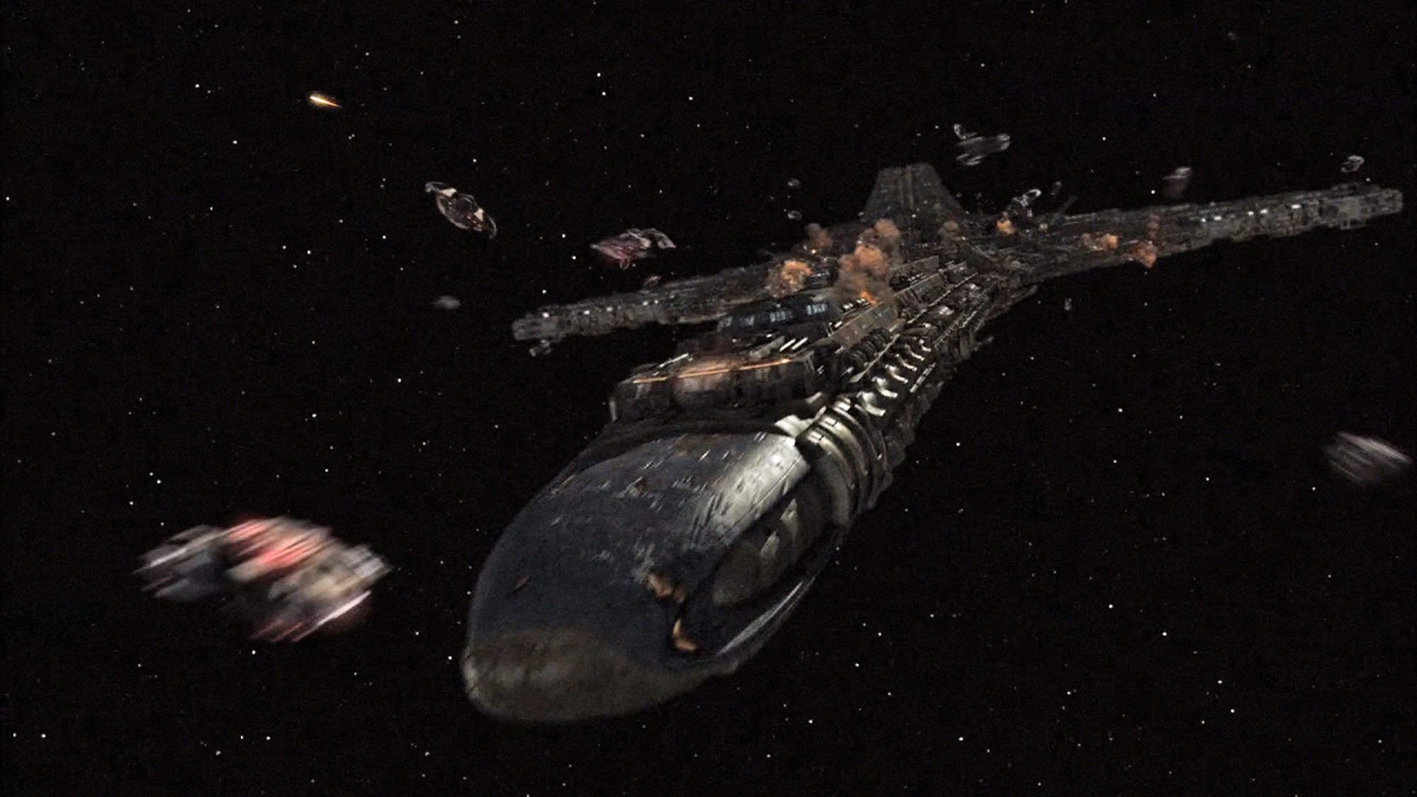 Res: 2000x1125, Tau'ri-Drone war