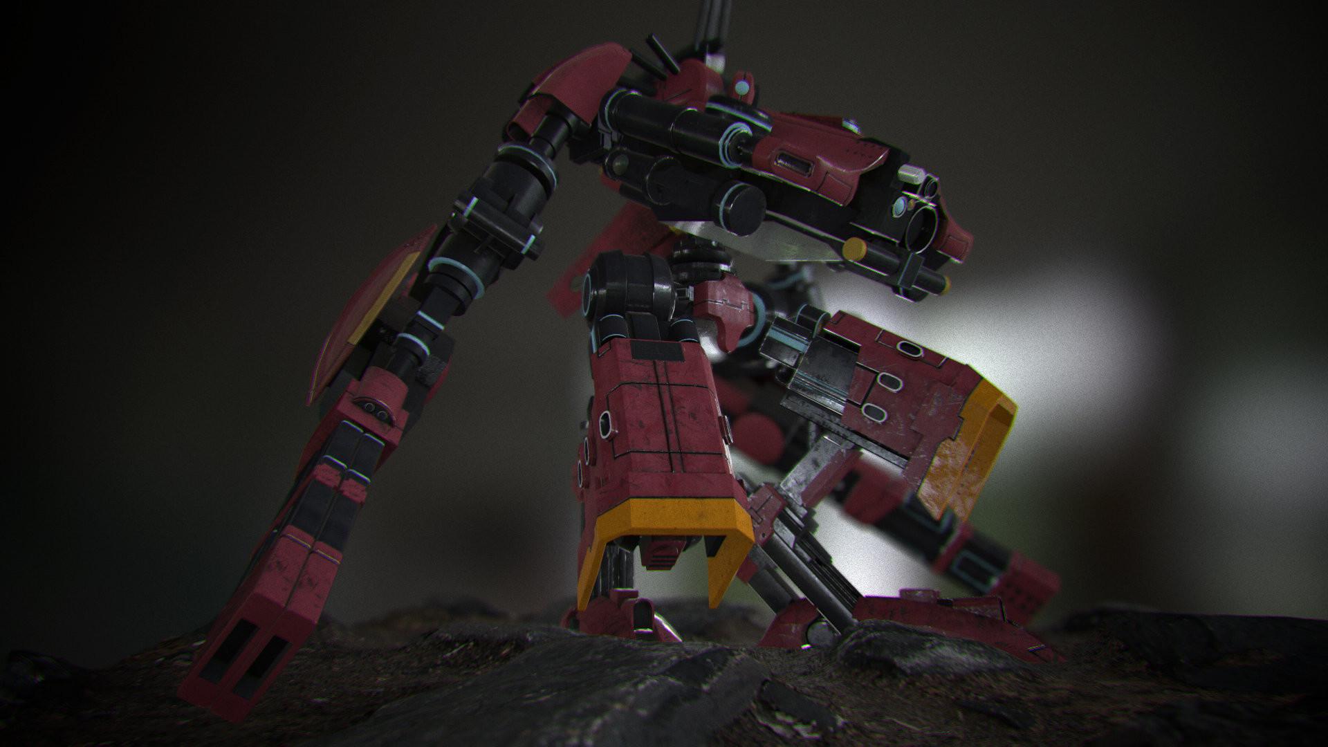 Res: 1920x1080, Warhammer 40k Tau Battlesuit
