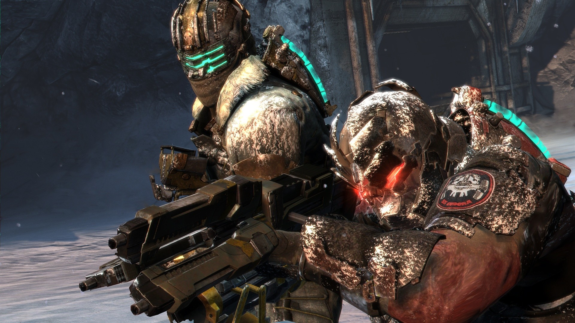 Res: 1920x1080, The Dead Space 3 the developers wanted to make [Eurogamer]