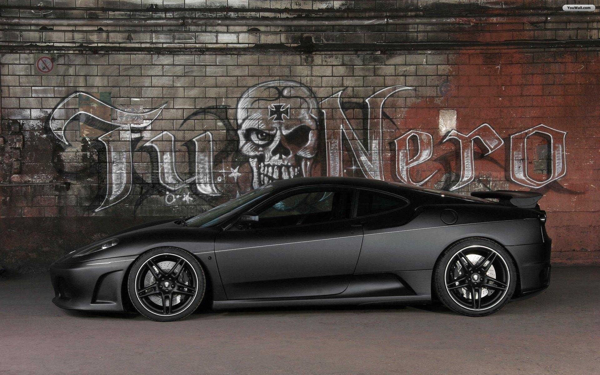 Res: 1920x1200, Black Ferrari Wallpaper 1 Free Hd Wallpaper