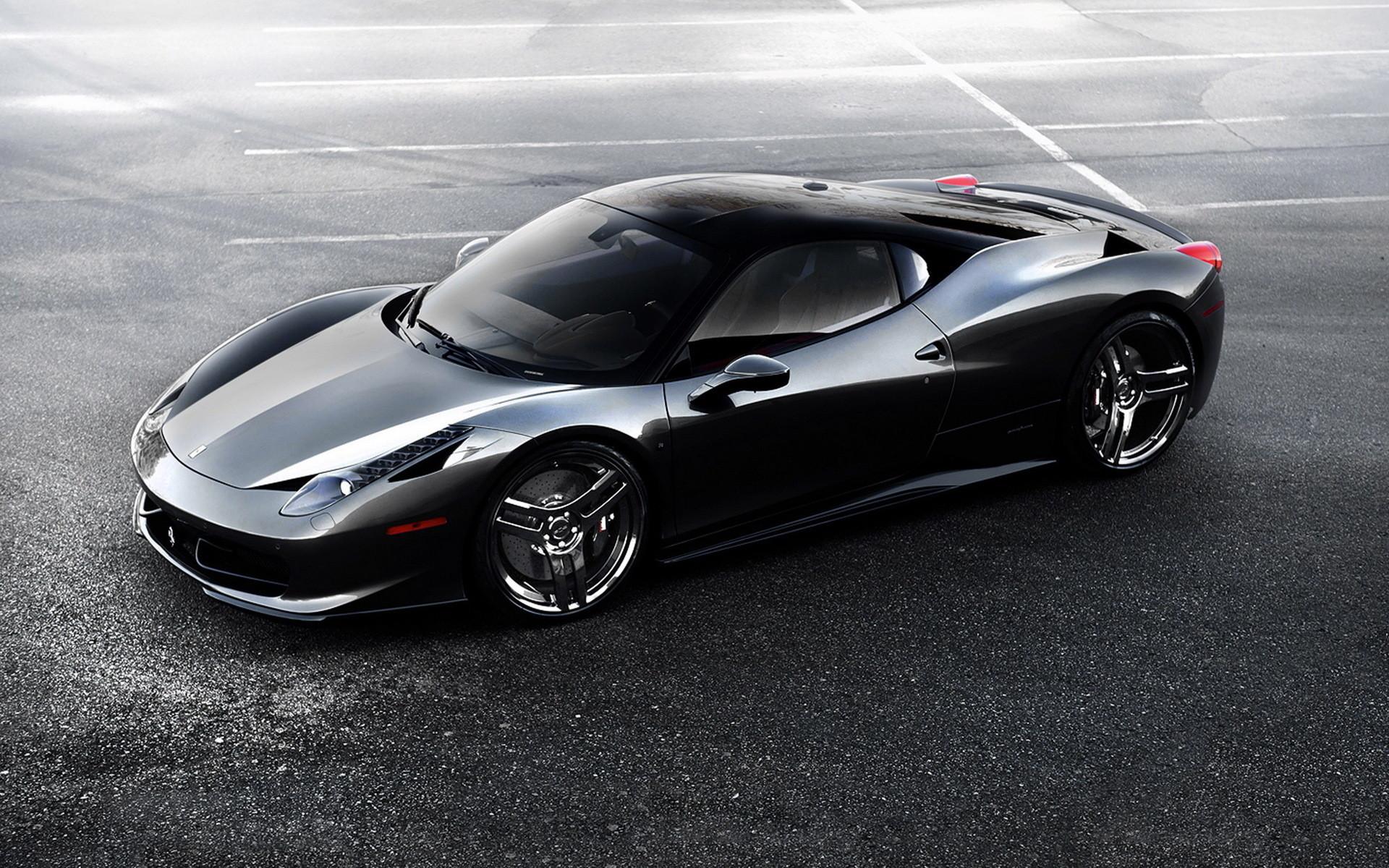 Res: 1920x1200, Vehicles - Ferrari Wallpaper