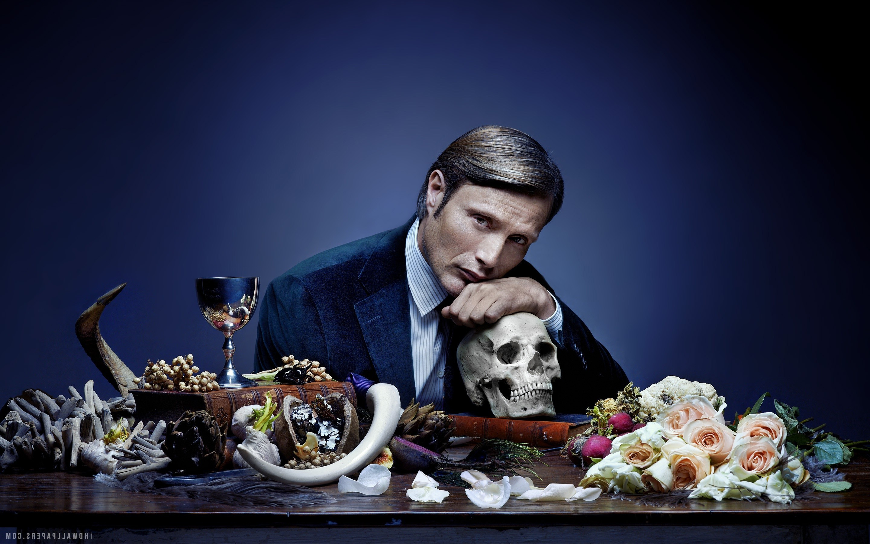 Res: 2880x1800, Hannibal Wallpapers 17 - 2880 X 1800