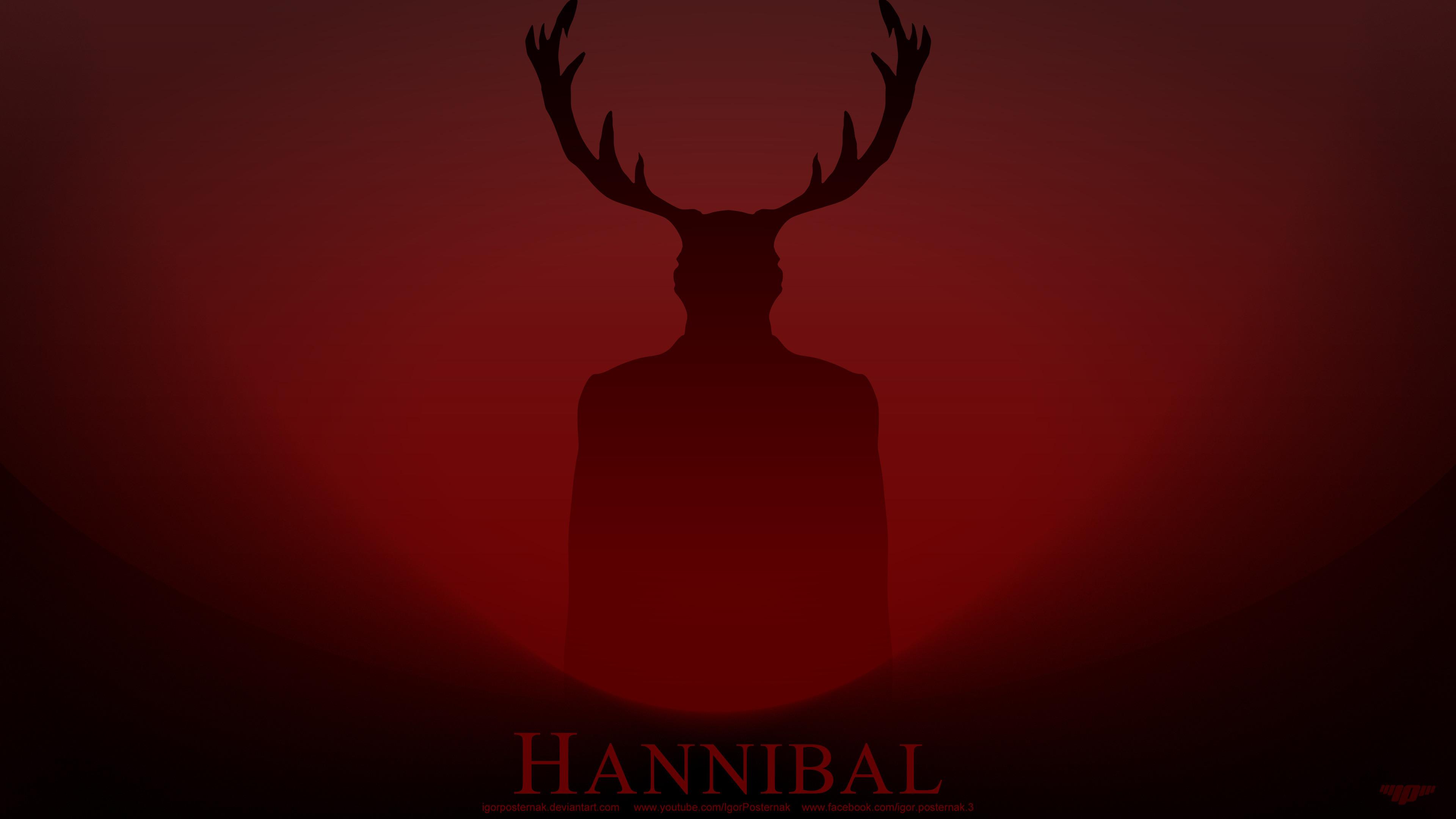 Res: 3840x2160, ... Hannibal HD Wallpaper