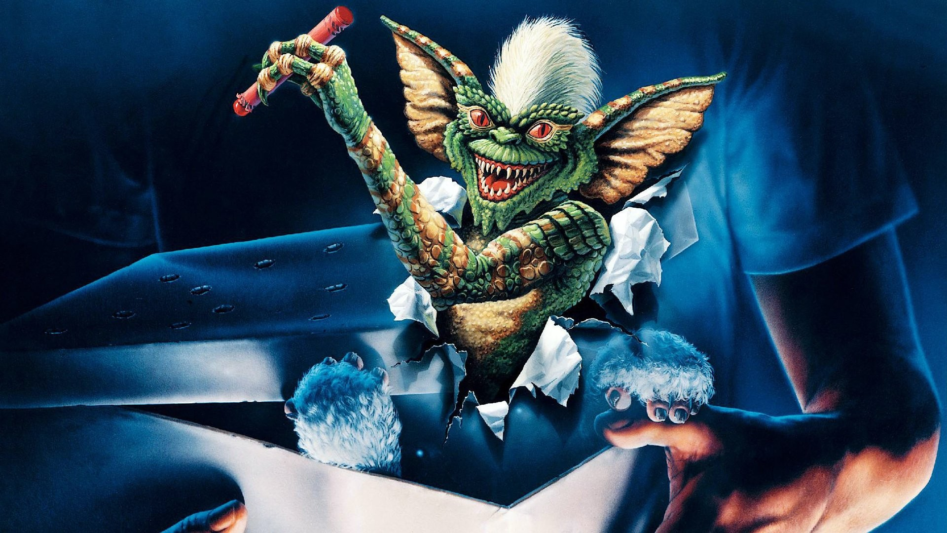 Res: 1920x1080, HD Wallpaper | Background Image ID:300769.  Movie Gremlins