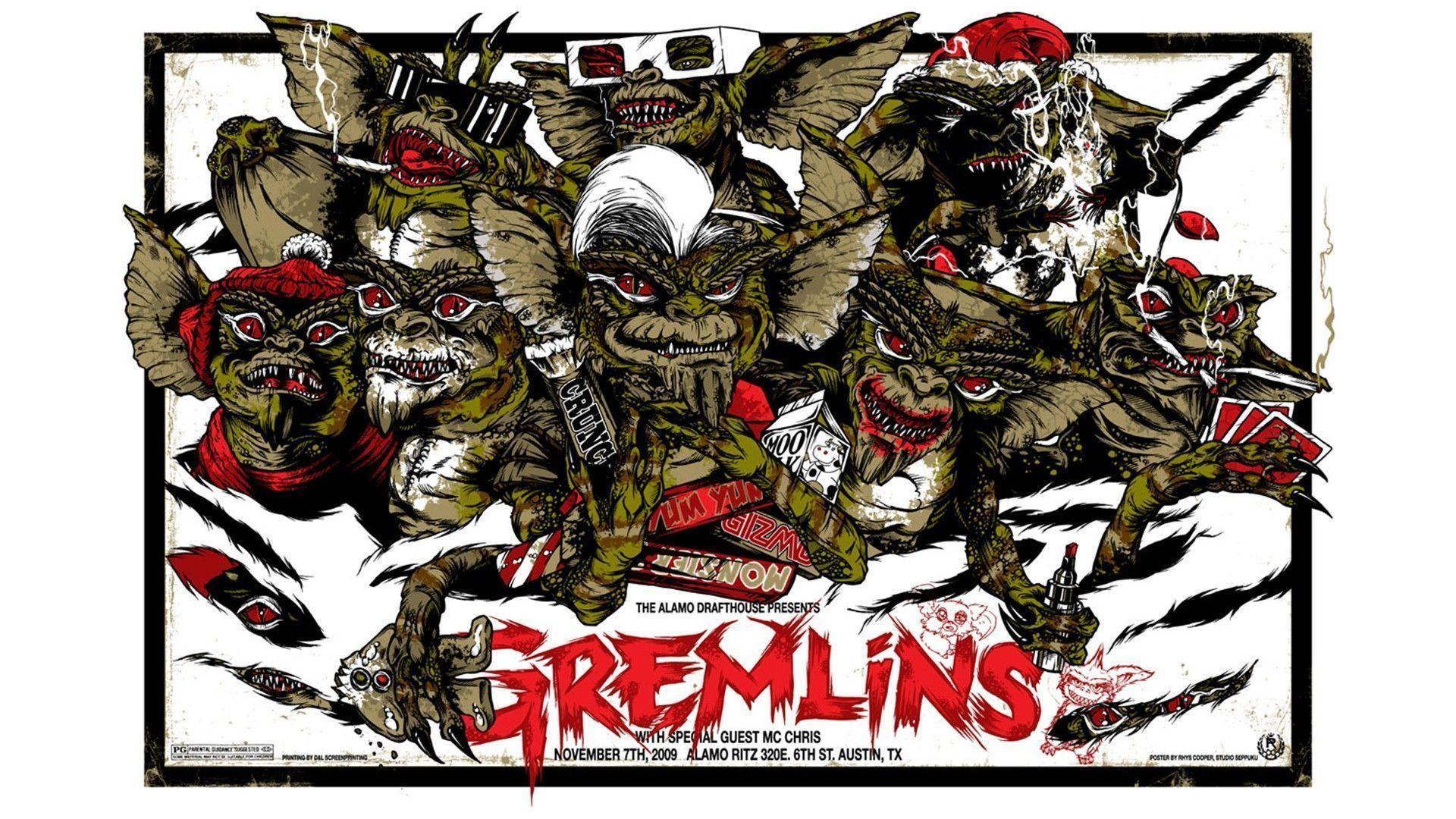 Res: 1920x1080, 7 Gremlins Wallpapers | Gremlins Backgrounds
