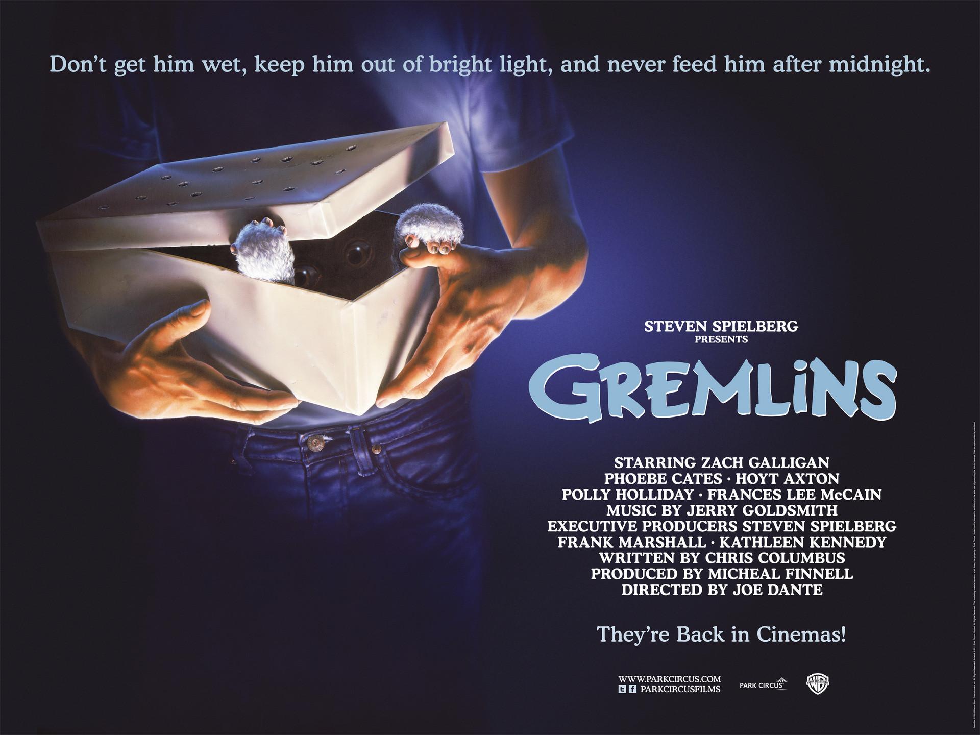 Res: 1920x1440, Gremlins ...