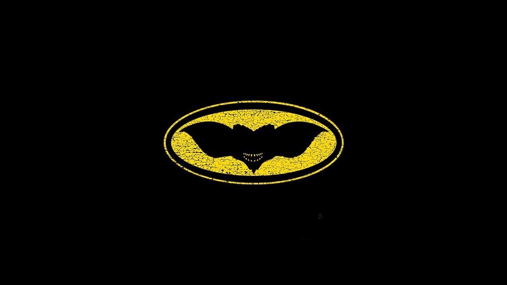 Res: 1920x1080, Batman movie Gremlins logos hd wallpaper background Â« Logo wallpapers