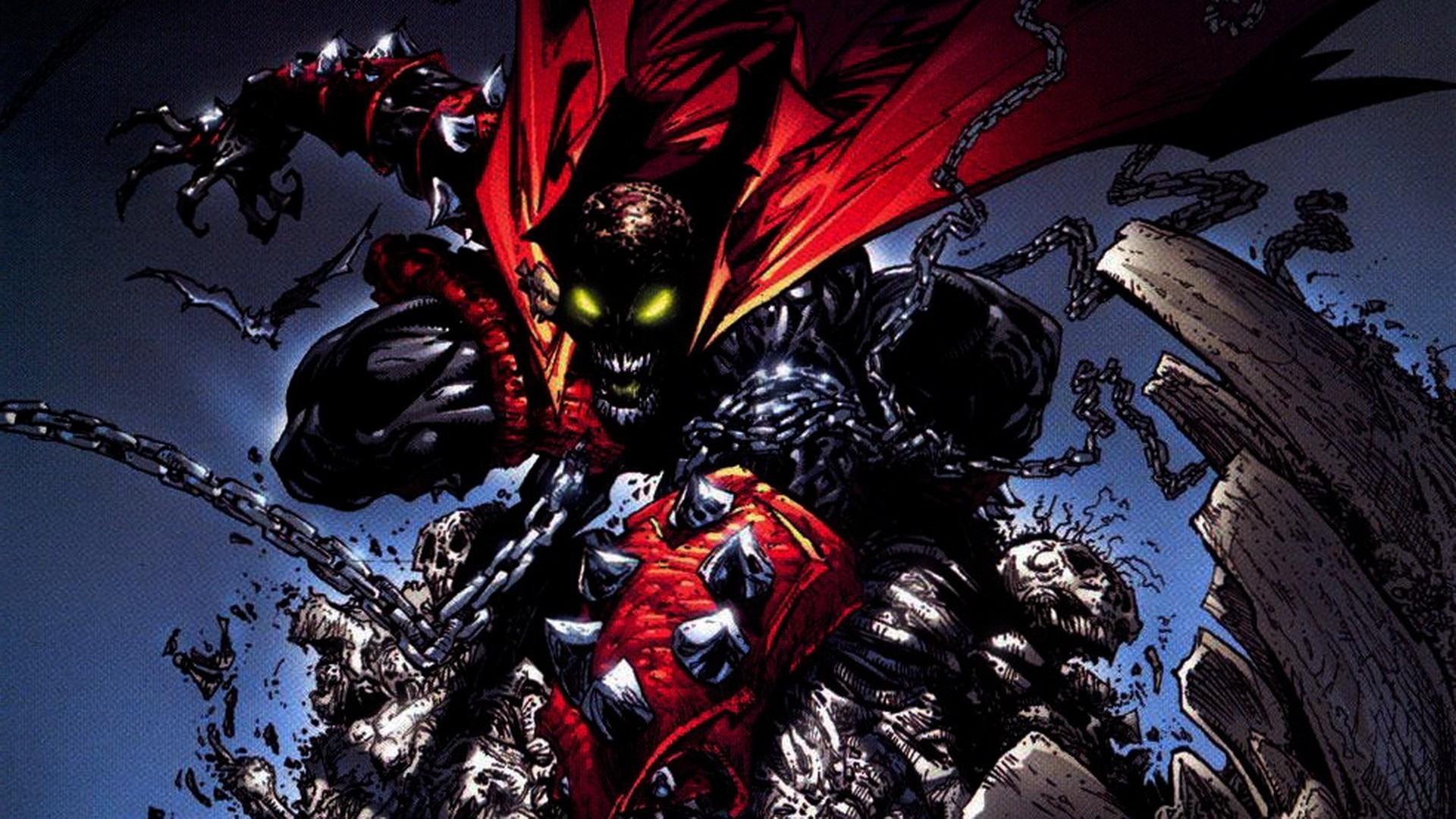 Res: 1920x1080, Spawn Wallpapers