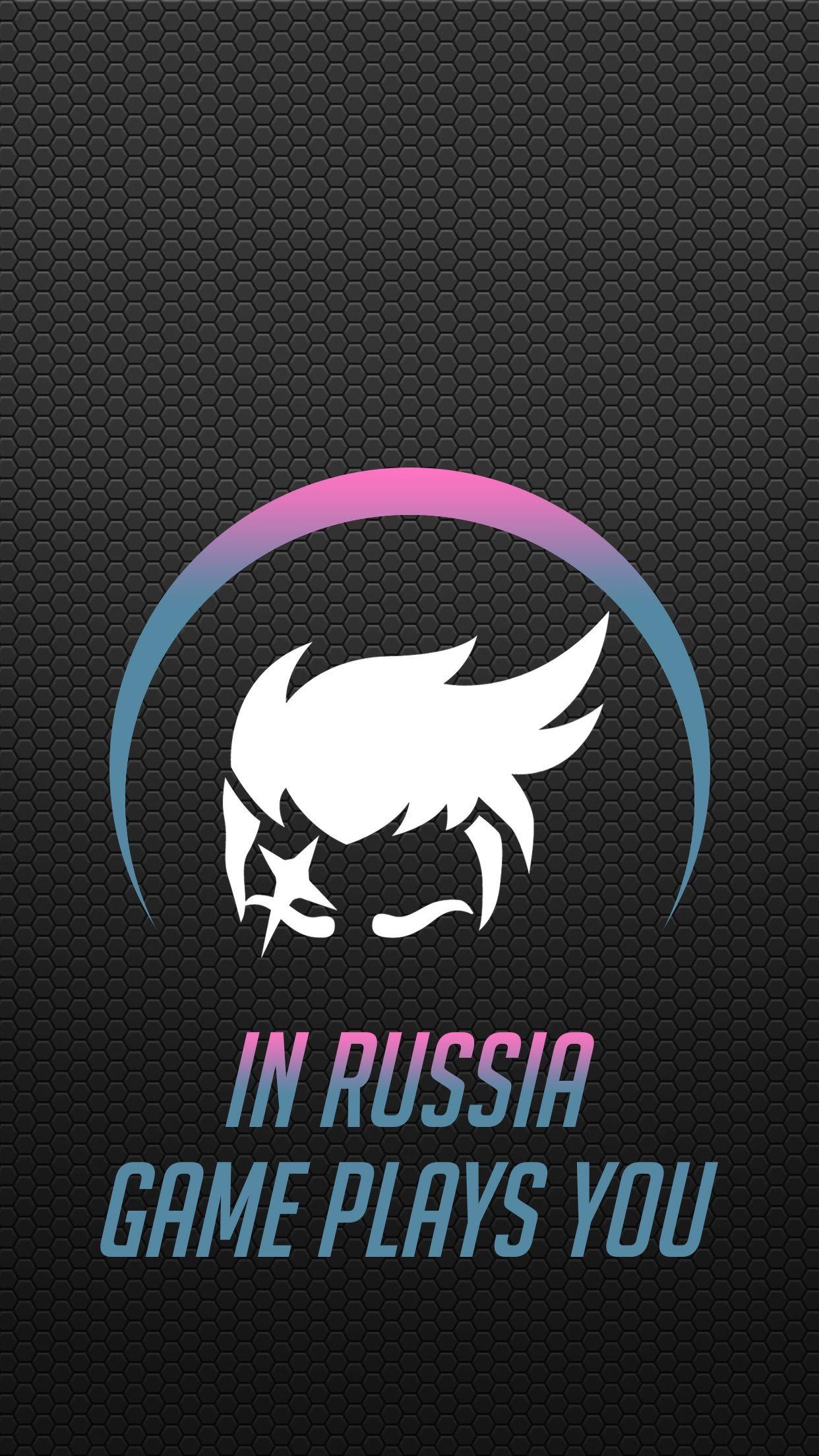Res: 1242x2208, Overwatch - Zarya Mobile Wallpaper