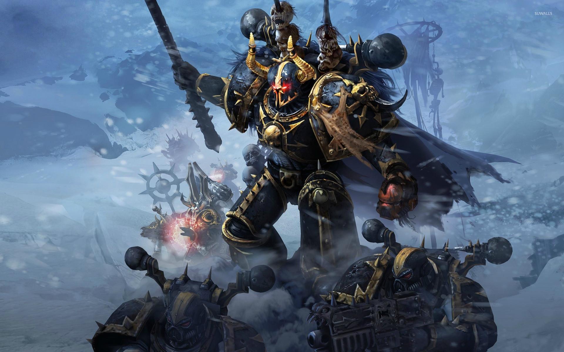 Res: 1920x1200, Warhammer 40,000: Space Marine wallpaper