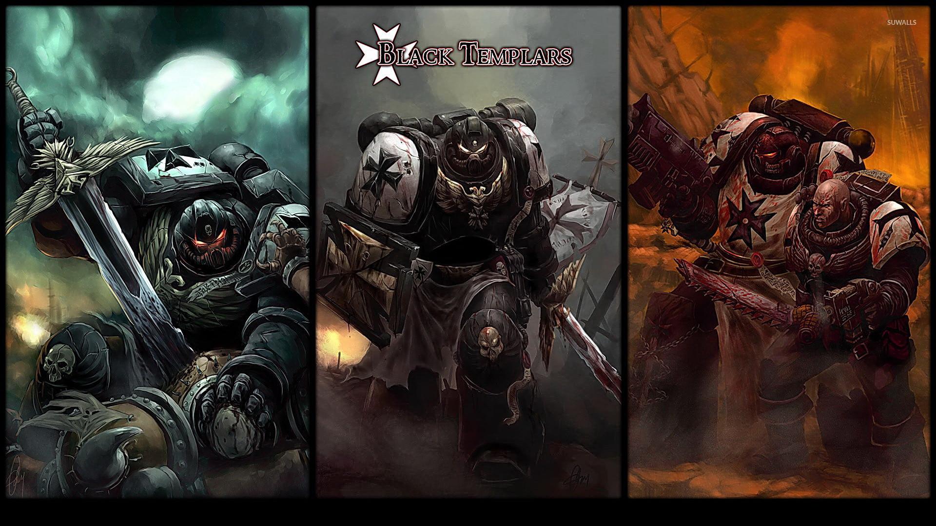 Res: 1920x1080, Warhammer 40,000 - Space Marines [4] wallpaper