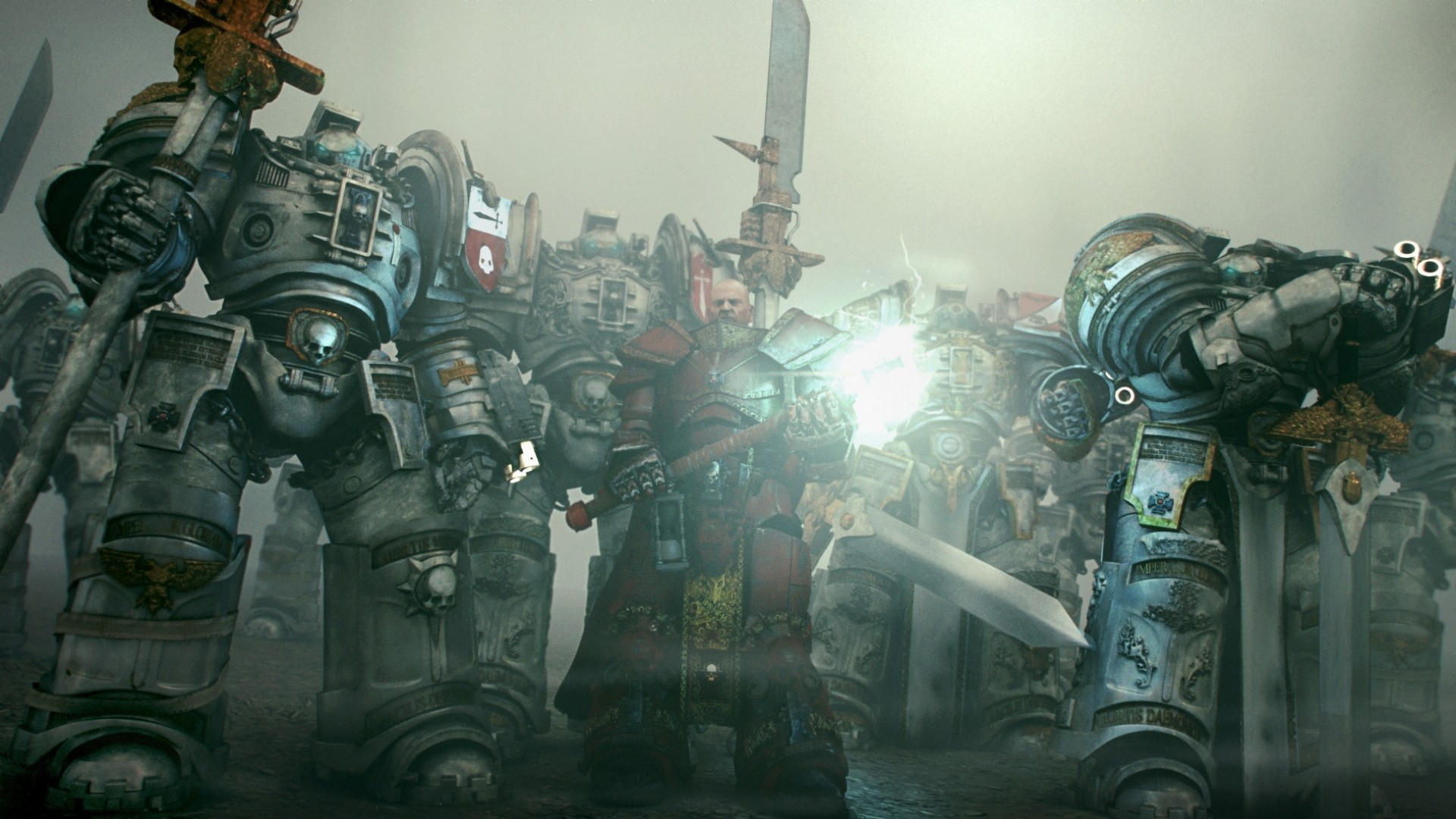 Res: 1920x1080, Grey knights space marines video games wallpaper