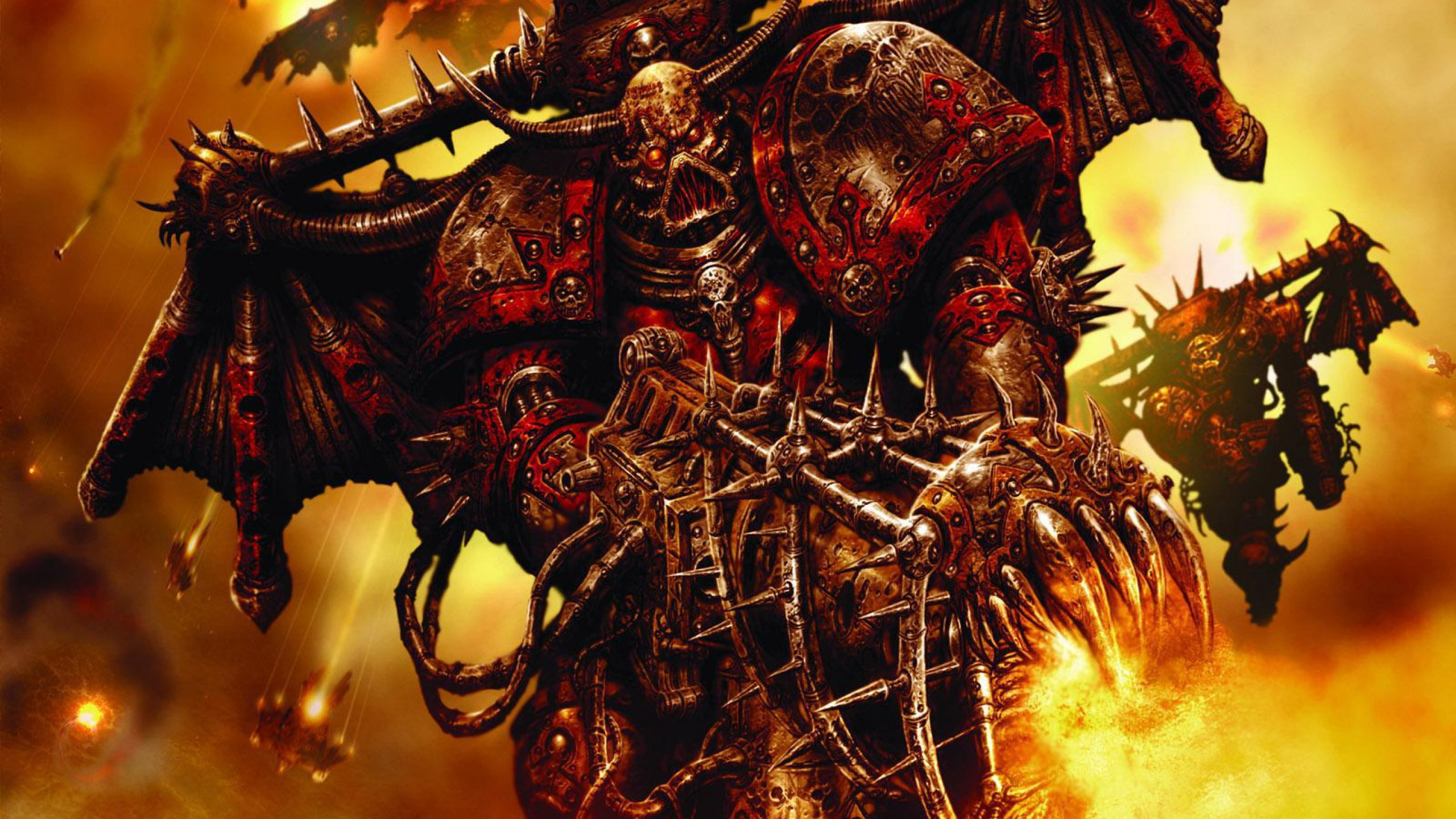 Res: 2560x1440, ... Click image for larger version Name: warhammer-40k-chaos-space-marine  ...