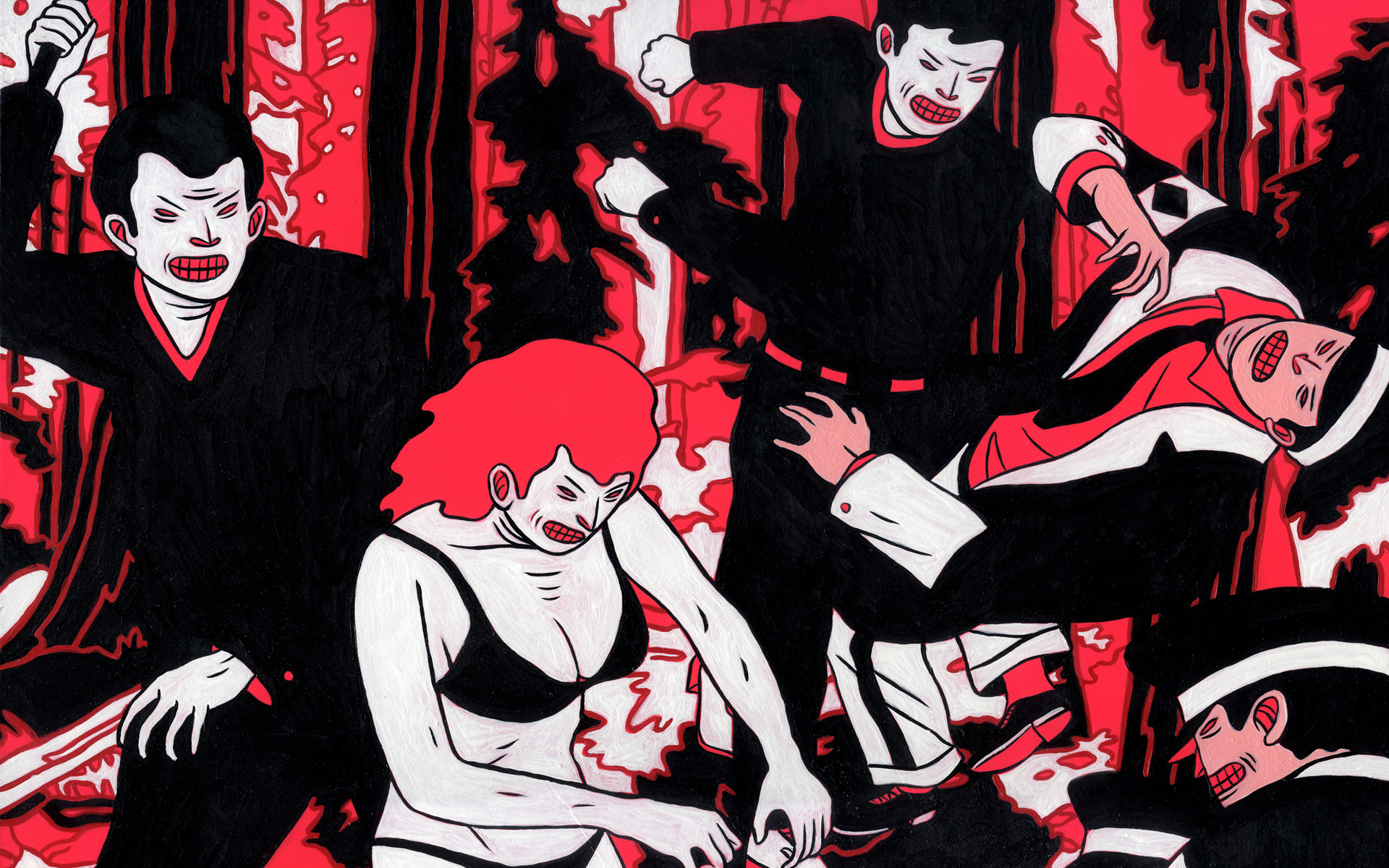 Res: 1920x1200, Cleon Peterson