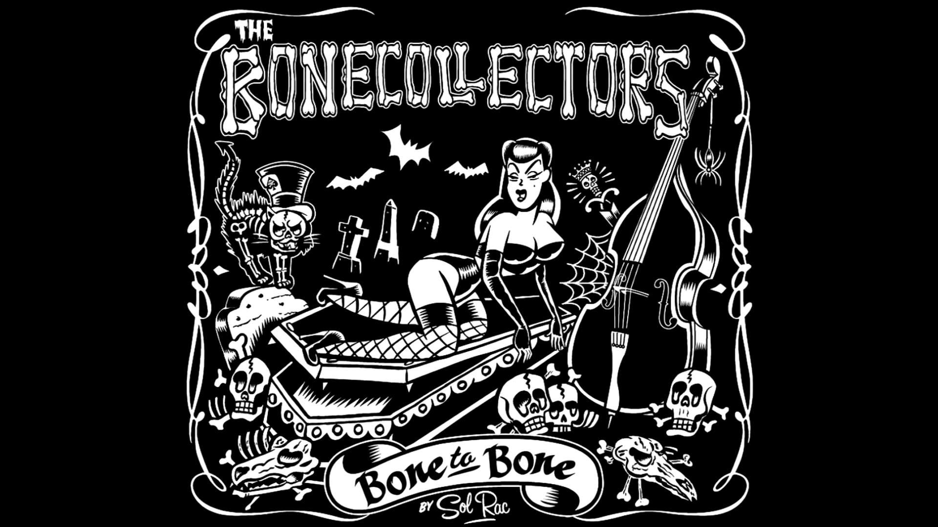 Res: 1920x1080, The BoneCollectors - Bela Lugosi's Dead (Bauhaus Rockabilly Cover)