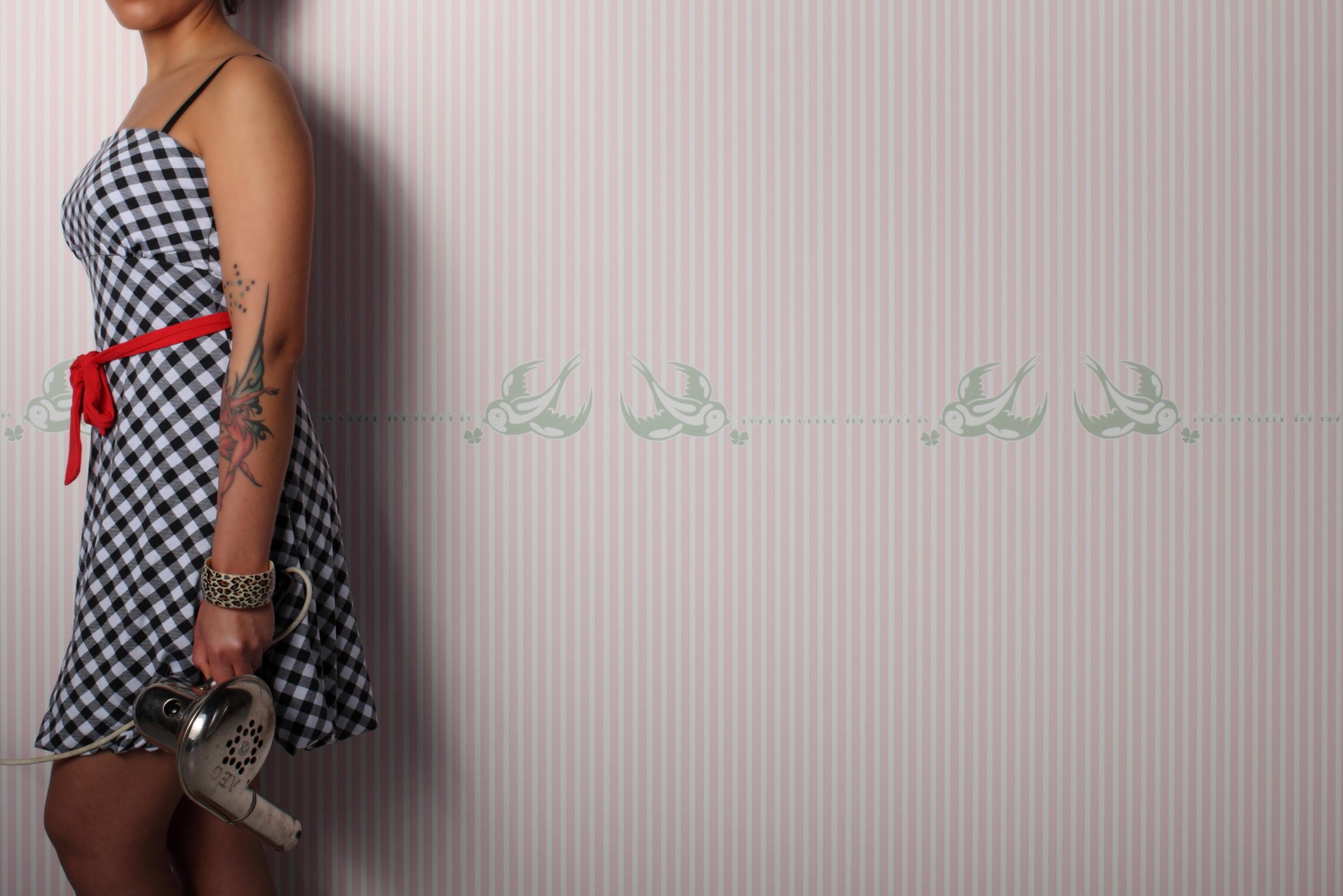 Res: 2954x1970, AS-Creation-designer-tapete-rockabilly-wallpaper