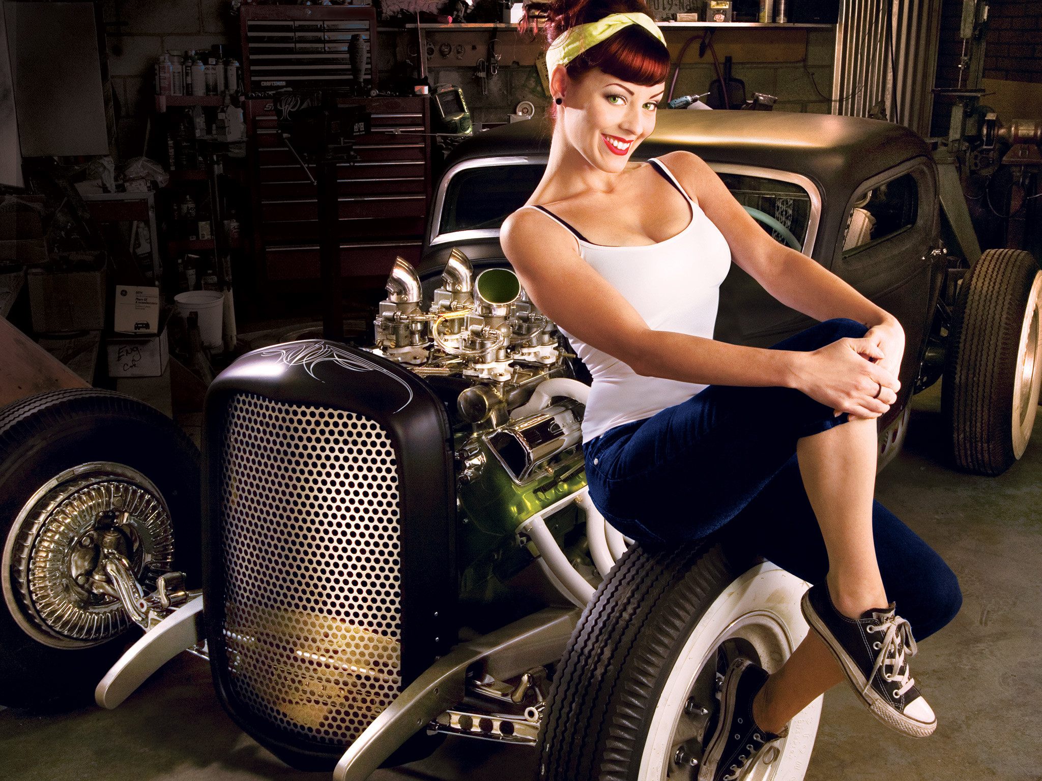 Res: 2048x1536, Rockabilly Girls HD Widescreen Wallpapers - DBB-HD Pics