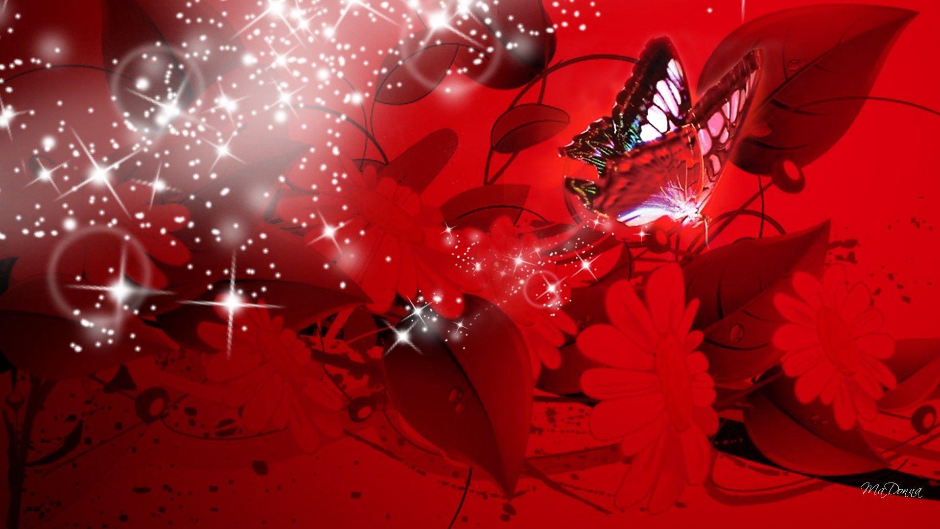 Res: 1920x1080, Red-Butterfly-Full-HD-Wallpaper.jpg (1920×1080)