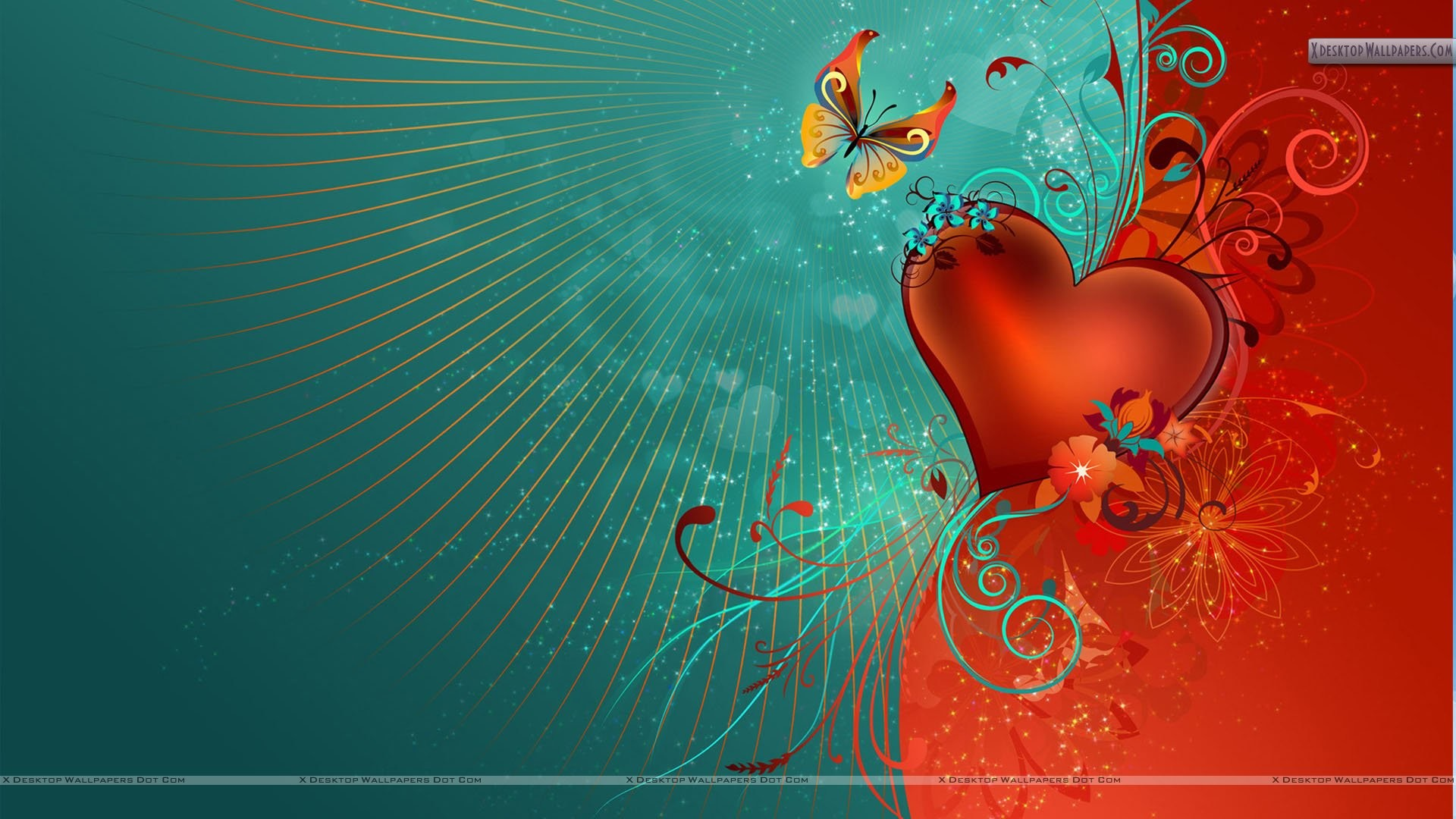 Res: 1920x1080, Red Butterfly Hd Wallpapers For Mac