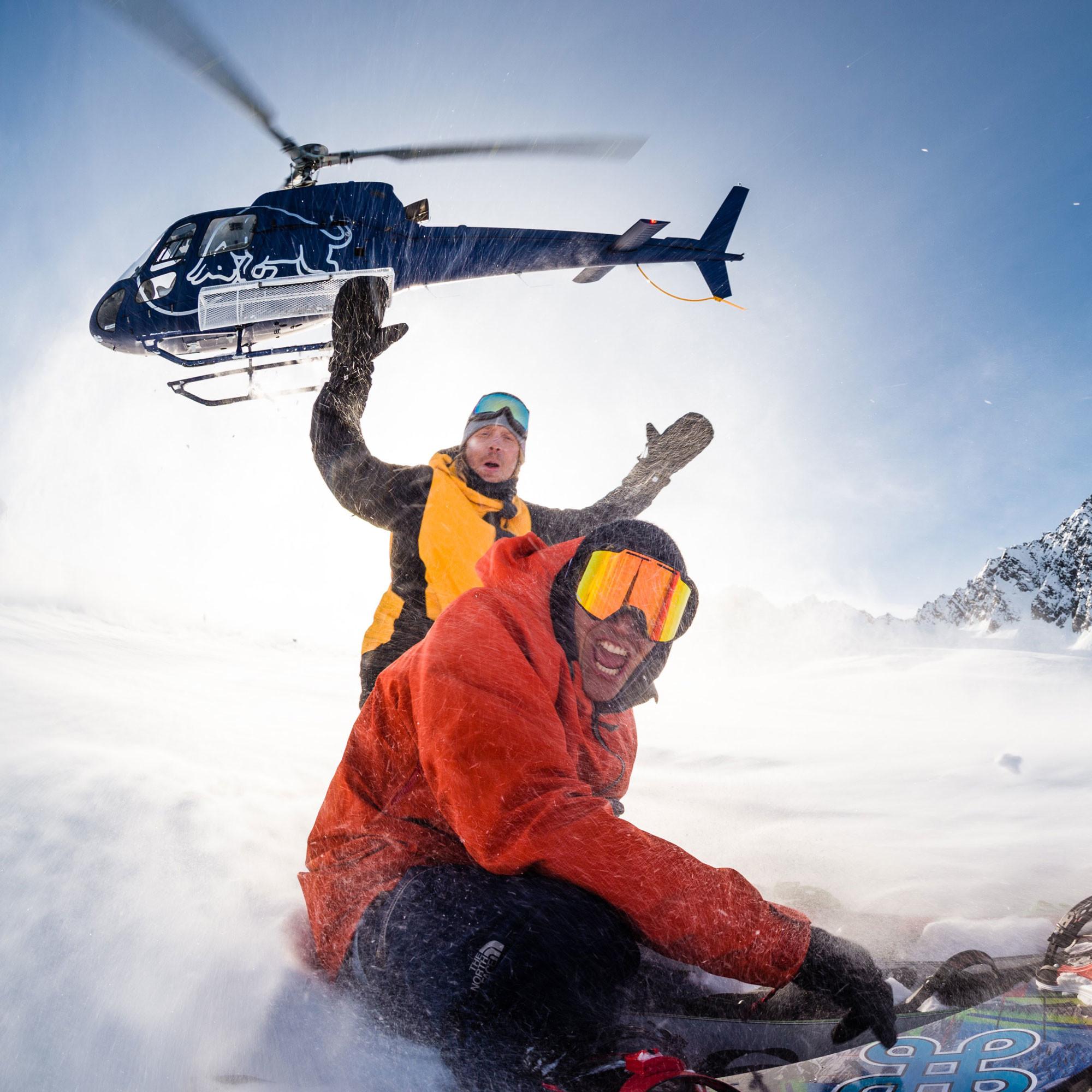 Res: 2000x2000, Heli Stoked – Alaska
