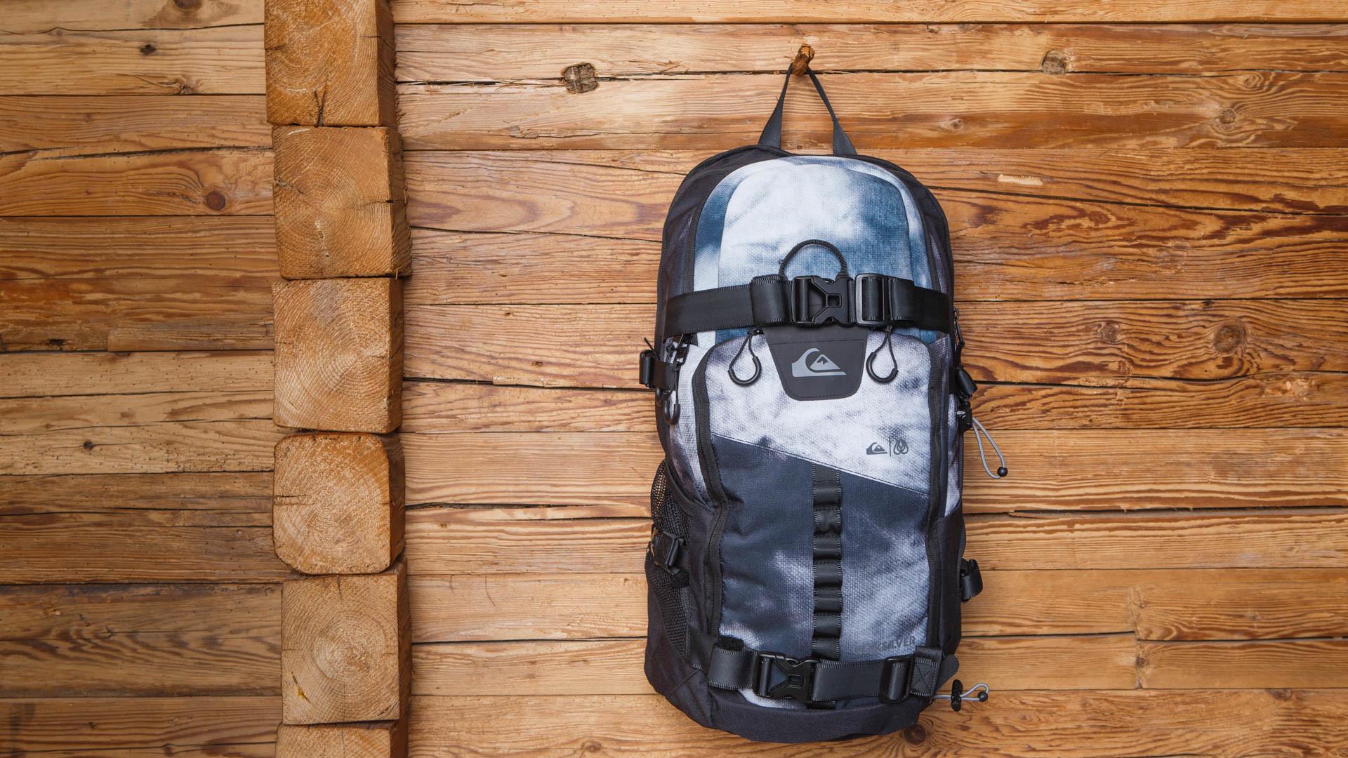 Res: 1920x1080, Der Quiksilver Platinum Rucksack wurde zusammen mit Travis Rice entworfen  und zielt, das dürfte nicht überraschen, auf Snowboarder ab, ...