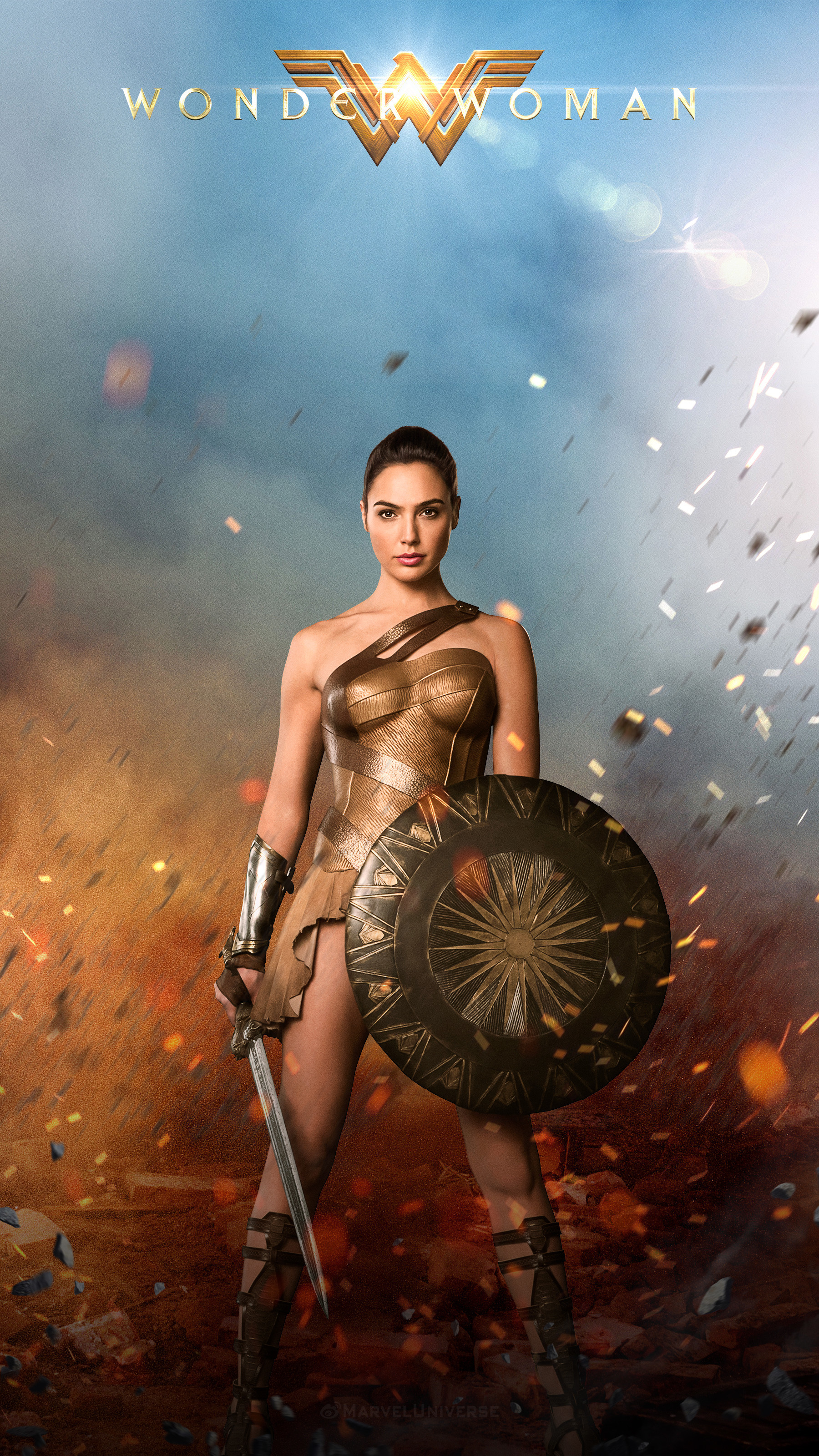 Res: 1800x3200, Wonder Woman Wallpaper 3 by Chenshijie9095 Wonder Woman Wallpaper 3 by  Chenshijie9095
