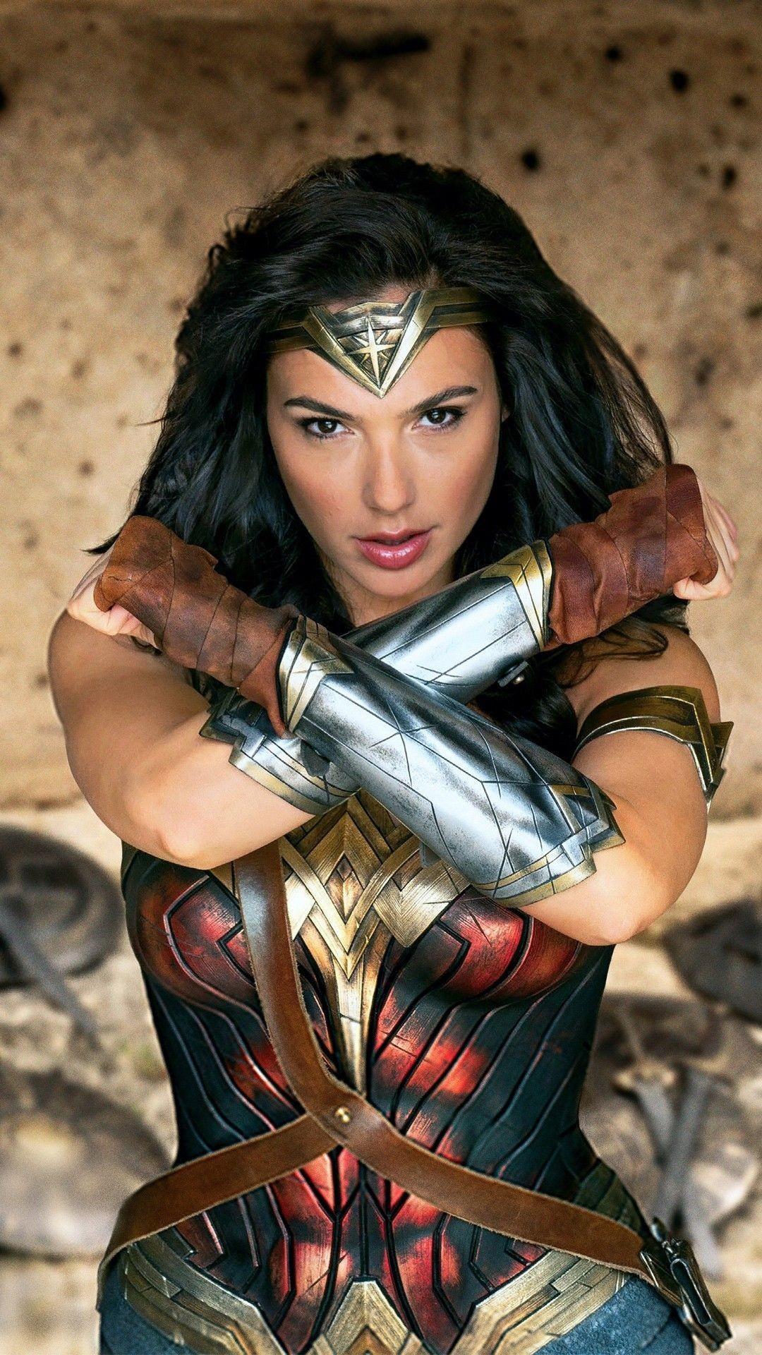 Res: 1080x1920, iPhone X Wallpaper Wonder Woman - Best iPhone Wallpaper