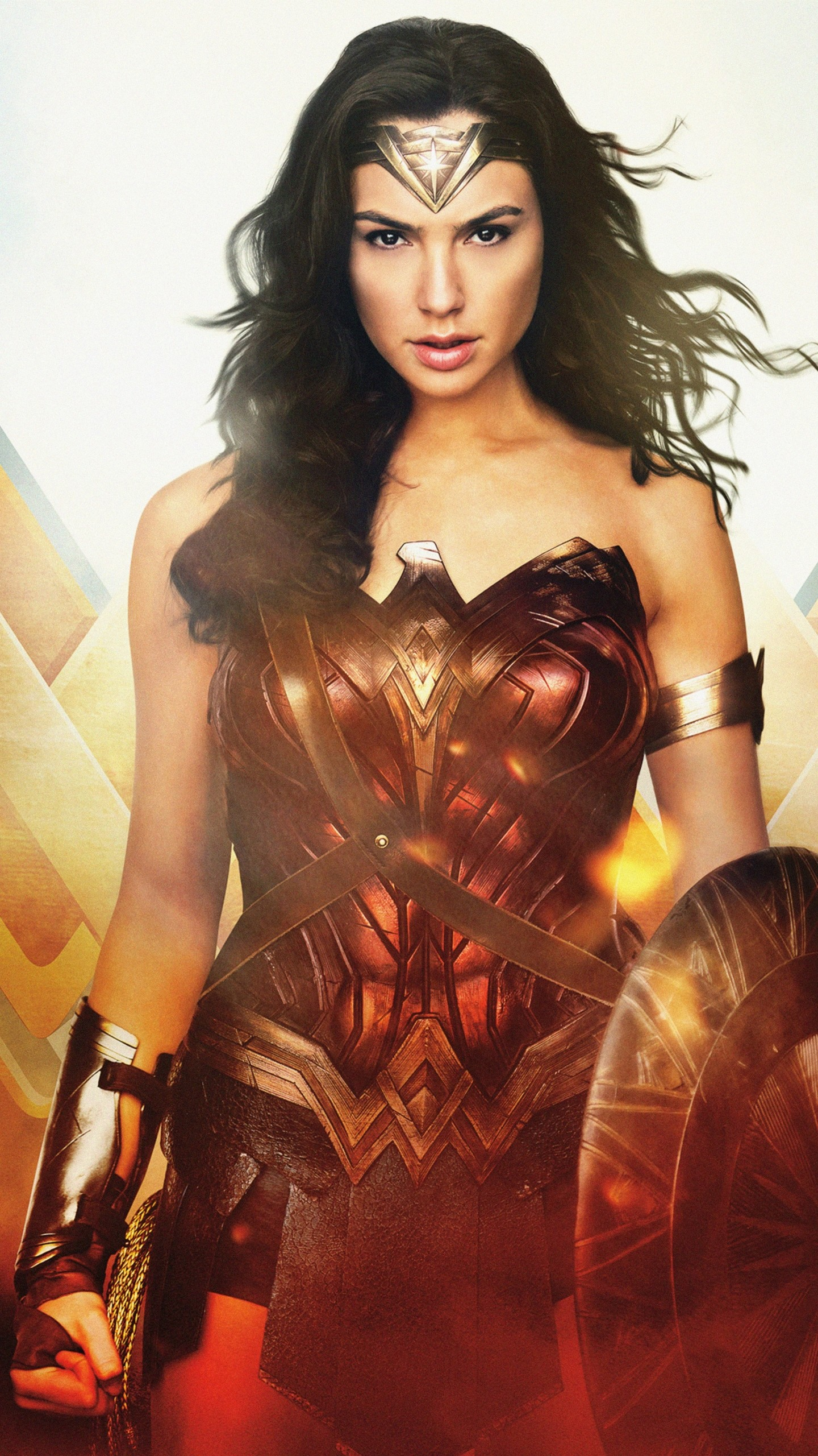 Res: 1440x2560, Movie / Wonder Woman () Mobile Wallpaper