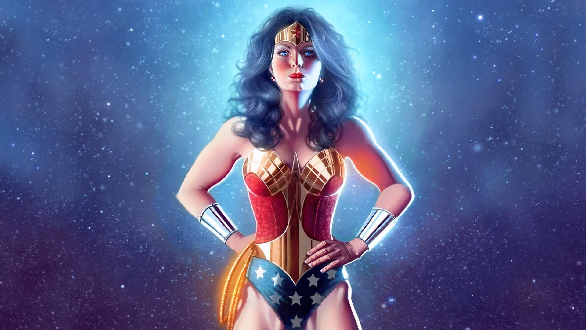 Res: 1920x1080, Wonder Woman HD Wallpaper. « »