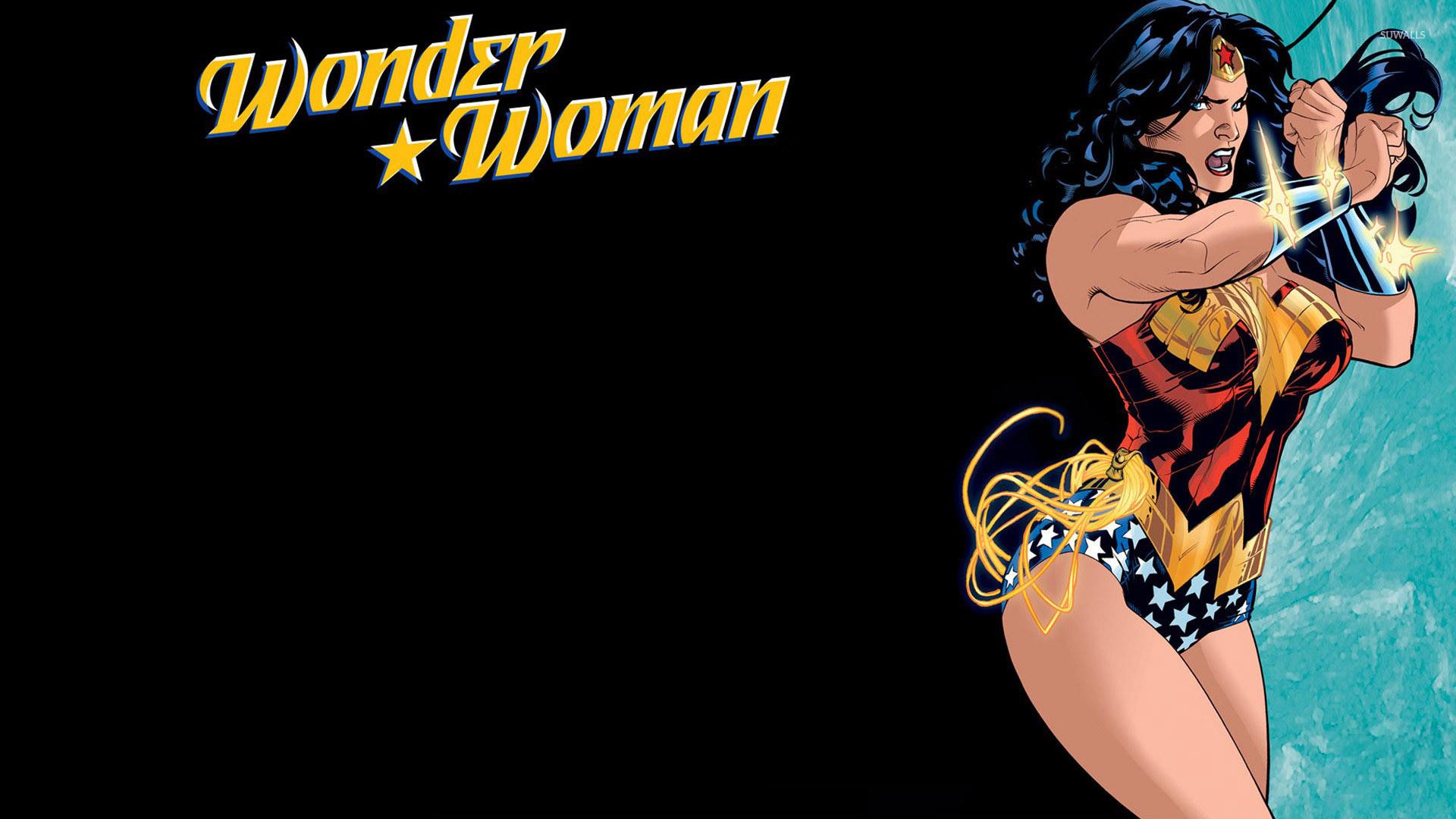 Res: 1920x1080, Wonder Woman [8] wallpaper