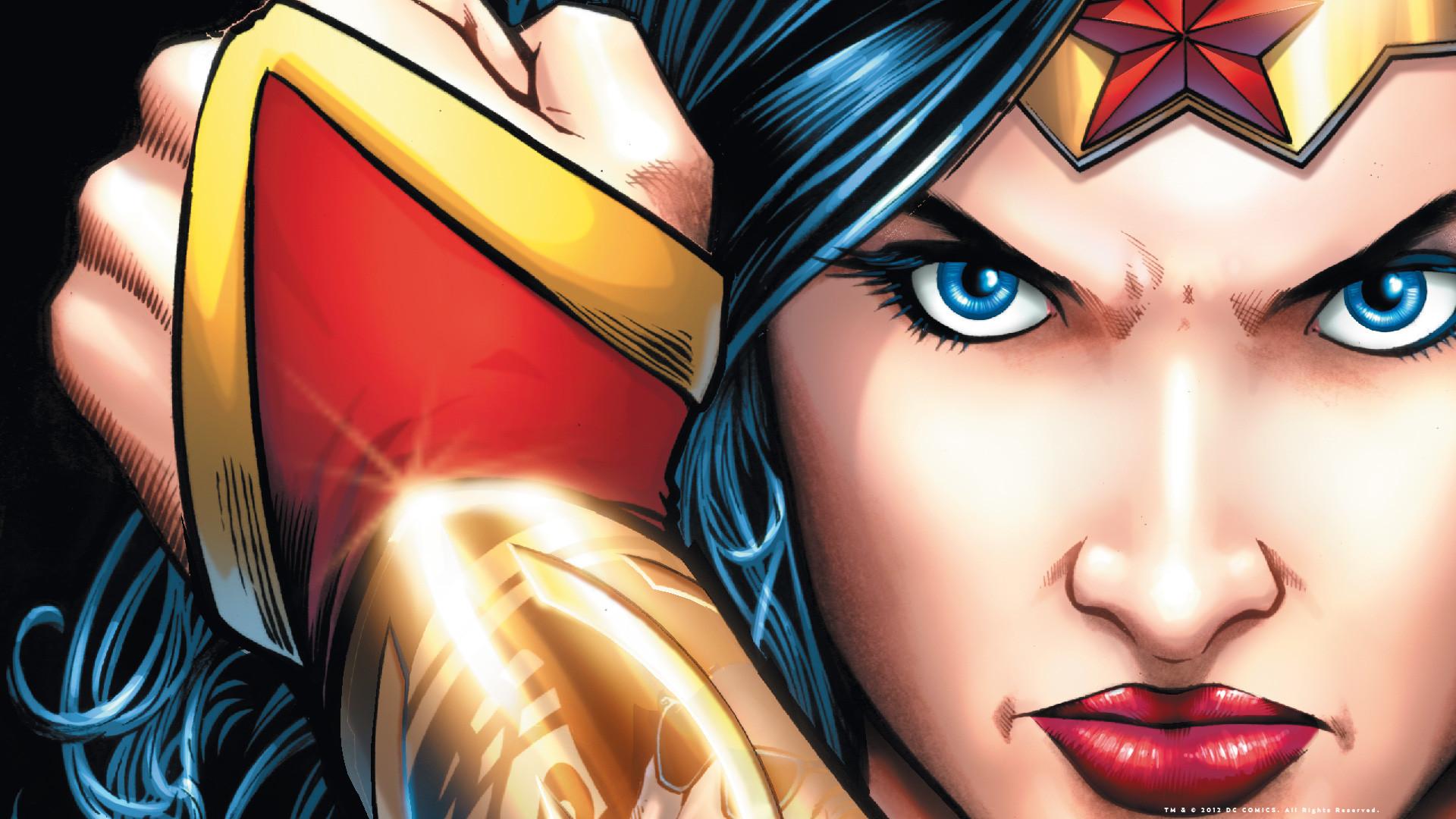 Res: 1920x1080, Wonder Woman Wallpaper