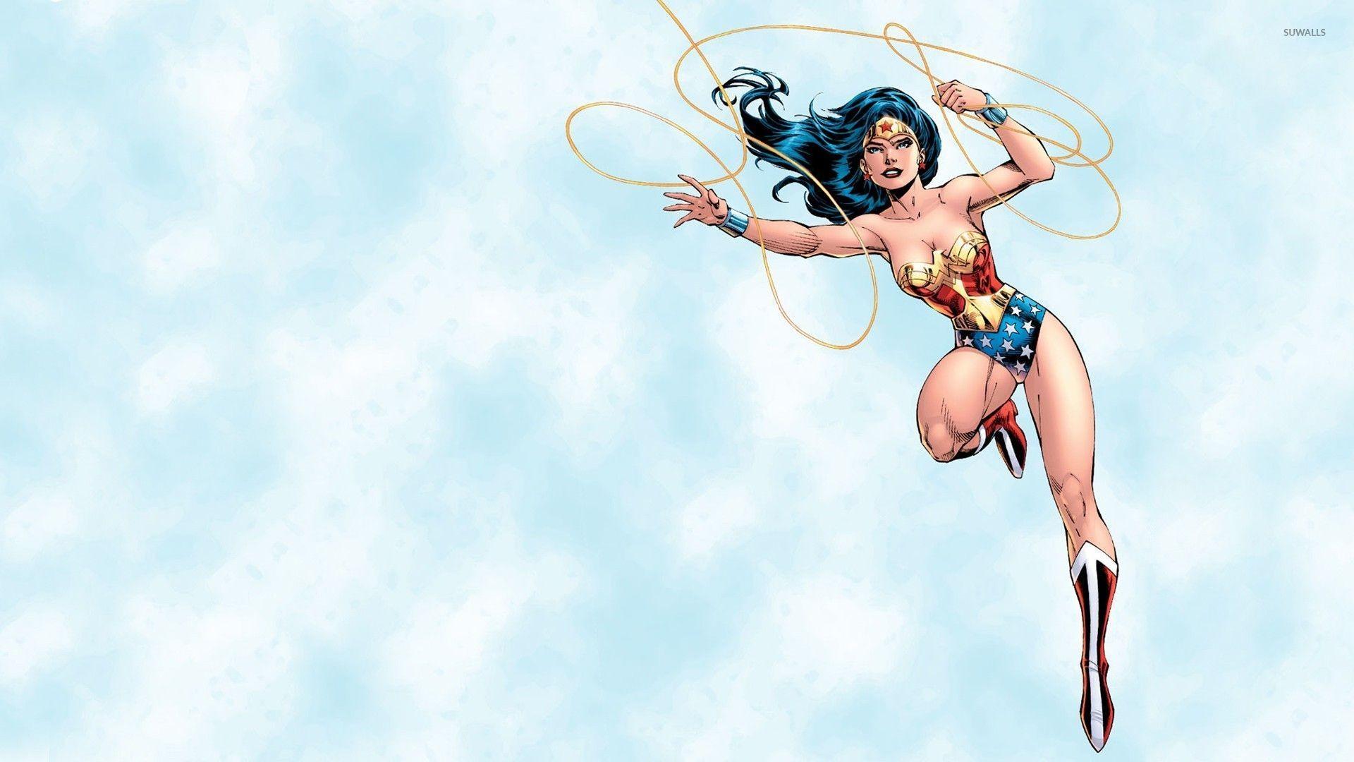 Res: 1920x1080, Wonder Woman [3] wallpaper