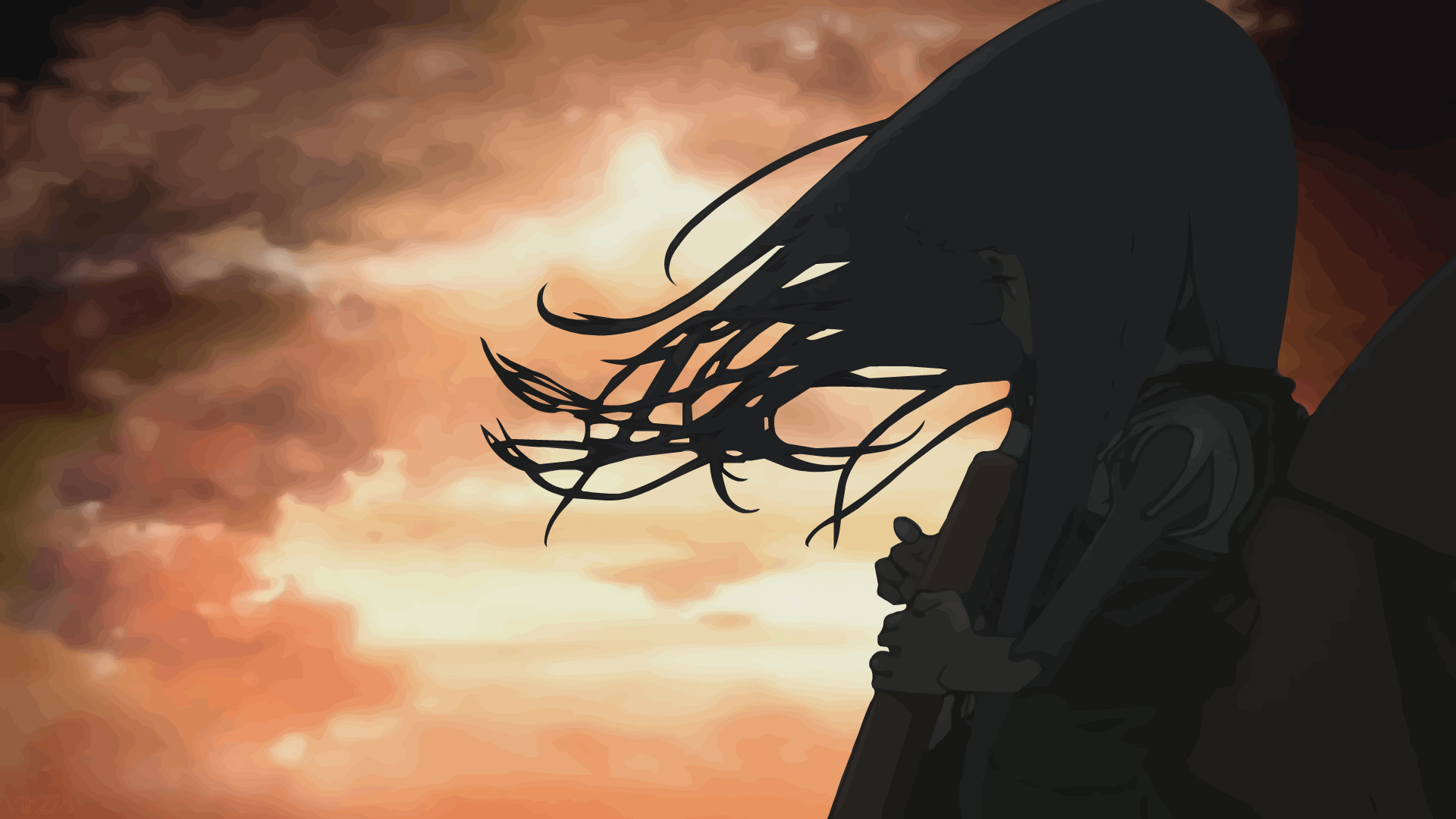 Res: 1920x1080, Anime - Ergo Proxy Anime Wallpaper