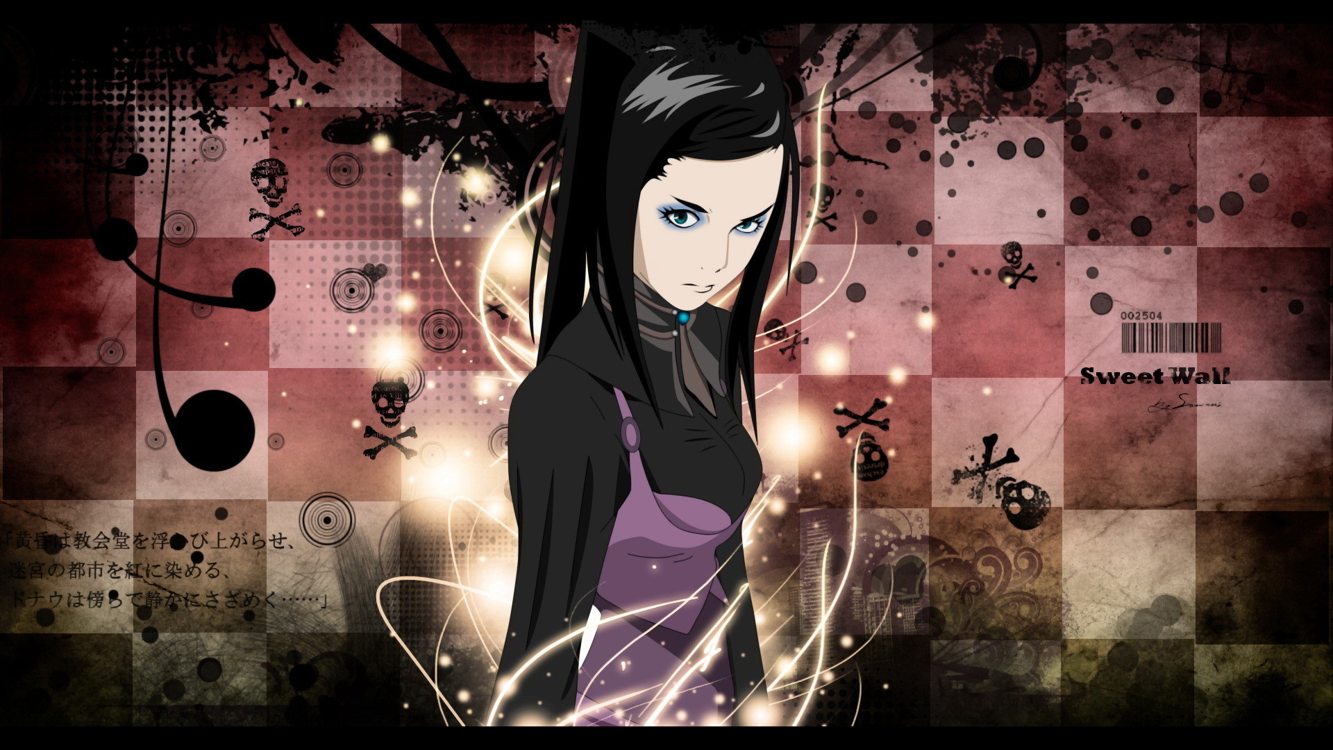 Res: 1920x1080, Anime - Ergo Proxy Wallpaper
