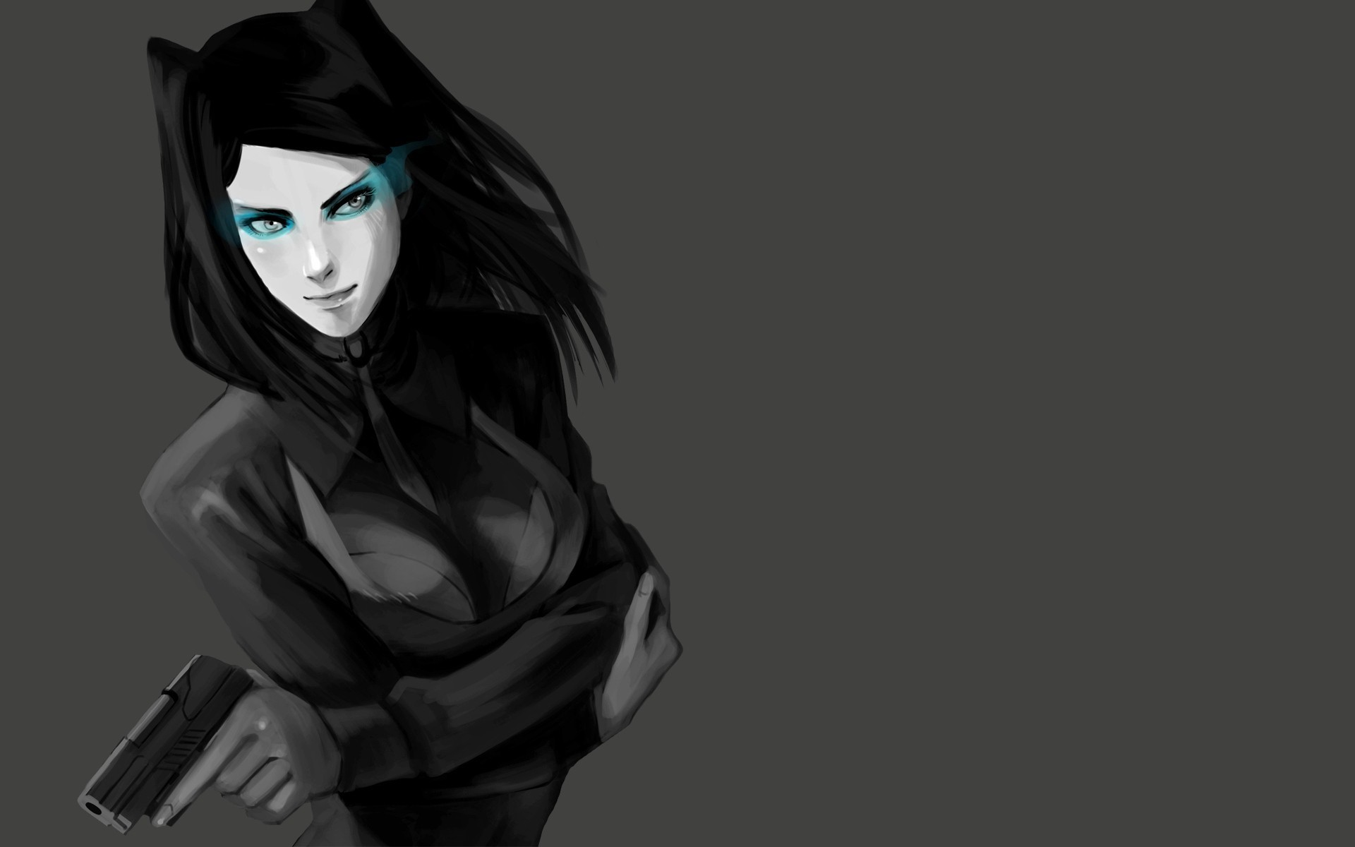 Res: 1920x1200, anime girls ergo proxy wallpaper and background