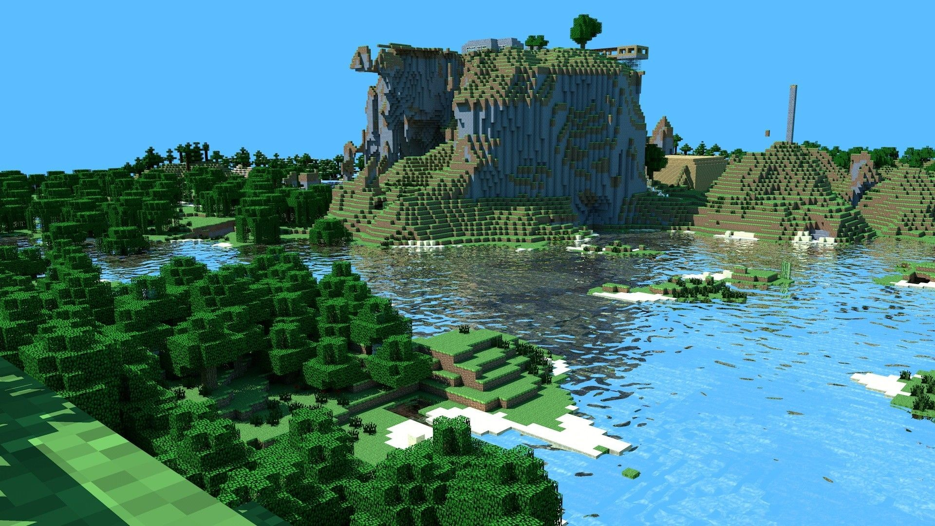 Res: 1920x1080, Minecraft HD Wallpapers Backgrounds Wallpaper