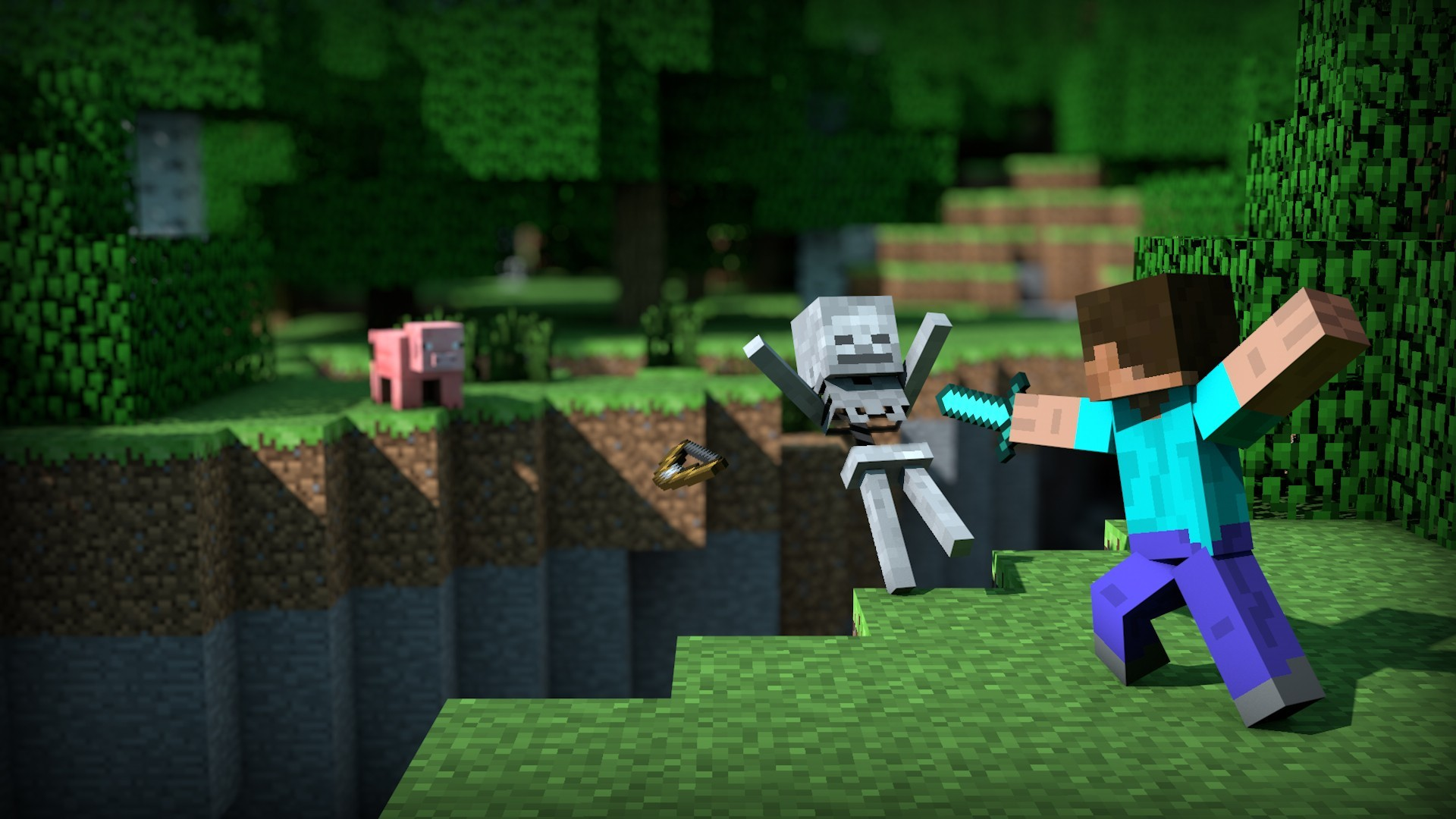 Res: 1920x1080, Top Minecraft Wallpaper. « Awesome Minecraft PhotoChicago Wallpaper »