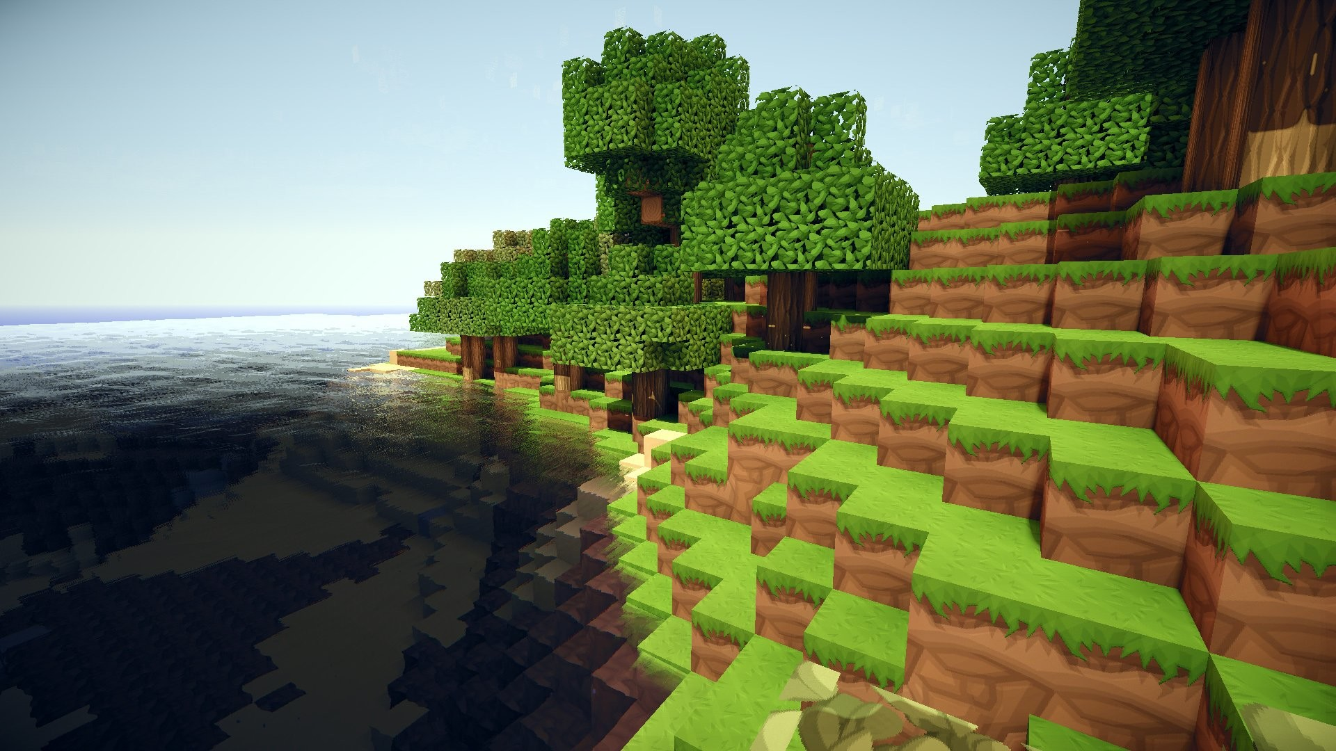 Res: 1920x1080, Video Game - Minecraft Wallpaper