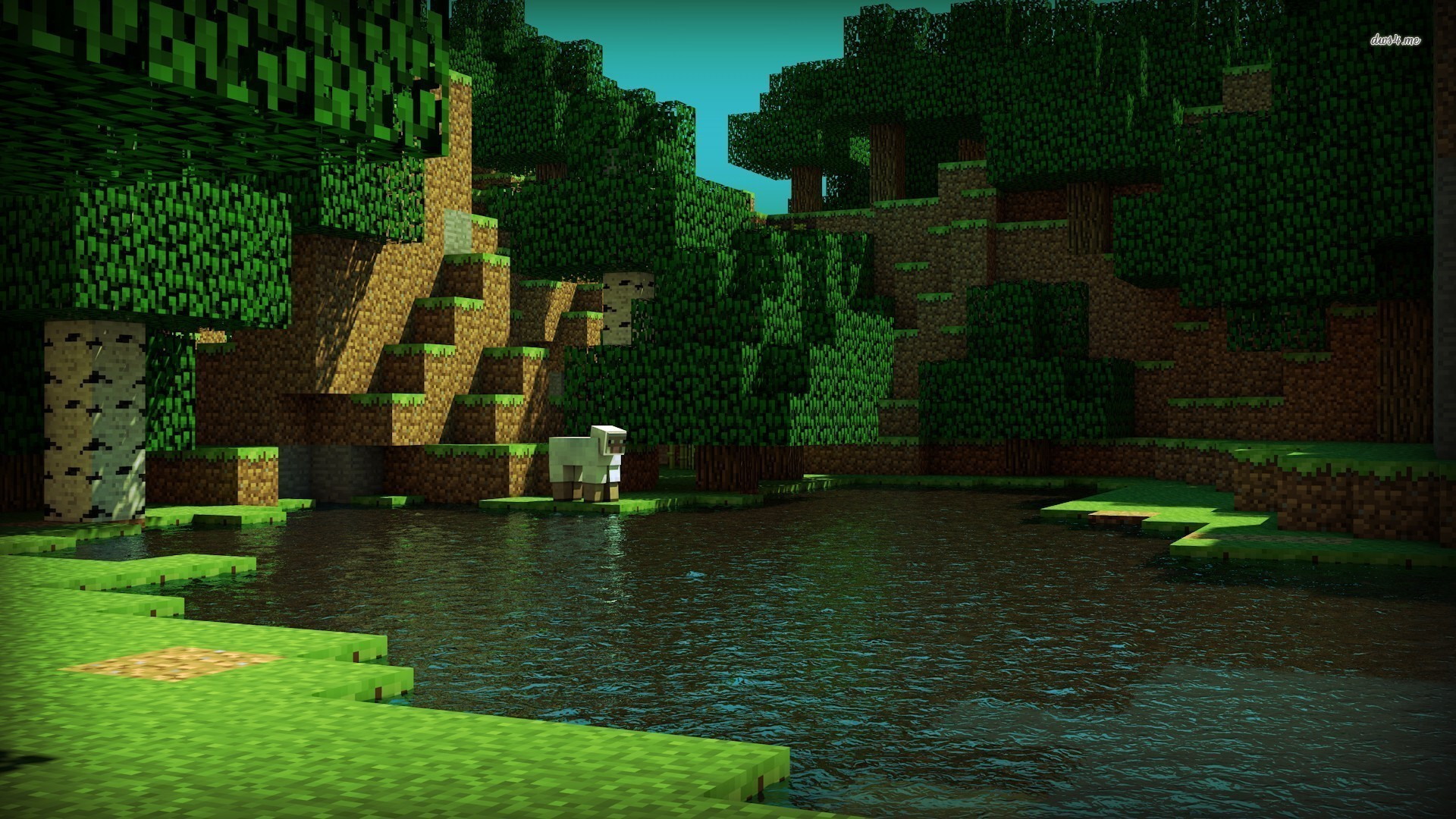 Res: 1920x1080, Minecraft Wallpapers Best Wallpapers