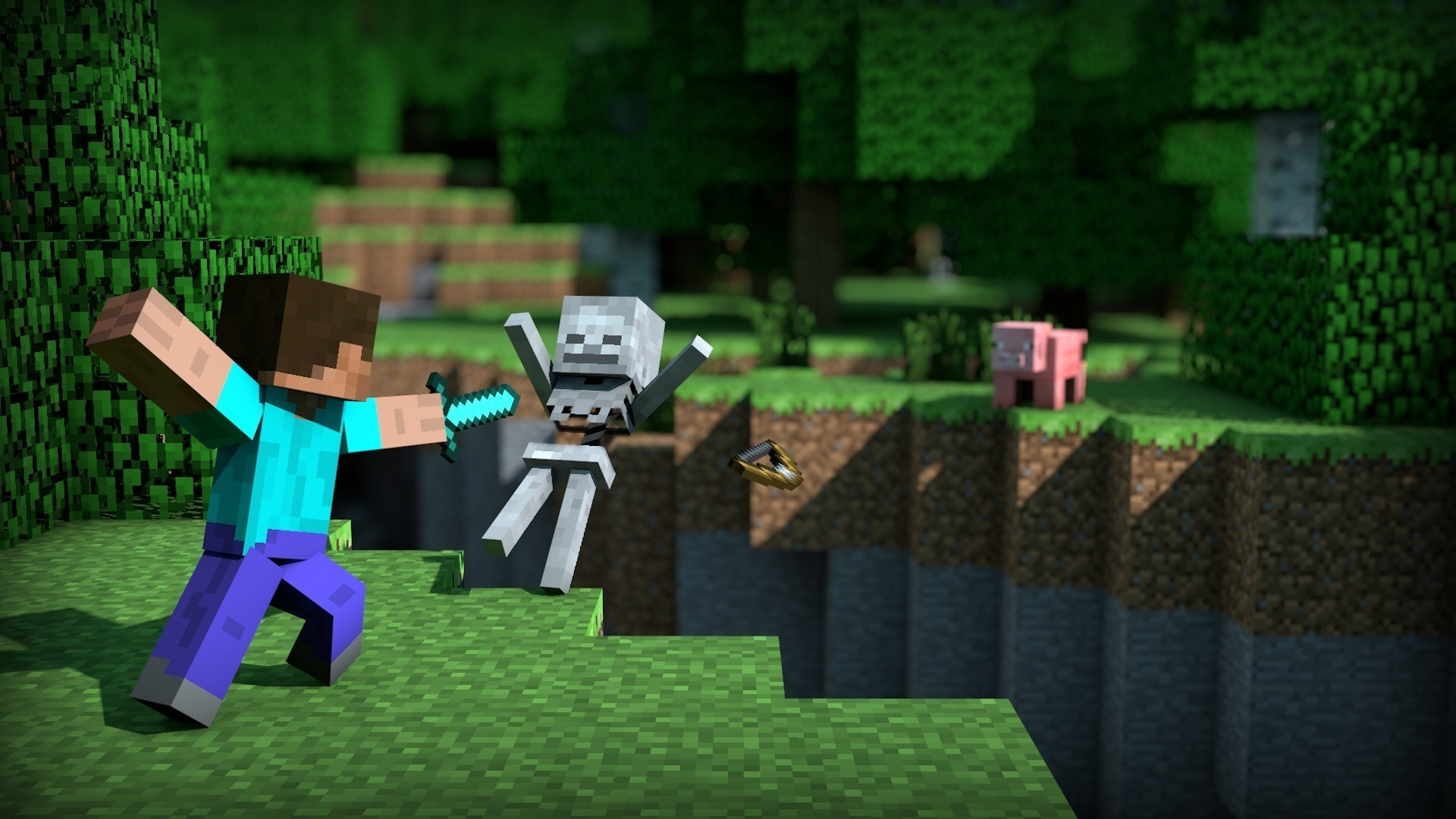 Res: 1920x1080, 1000+ ideas about Minecraft Wallpaper on Pinterest Minecraft ... - HD  Wallpapers