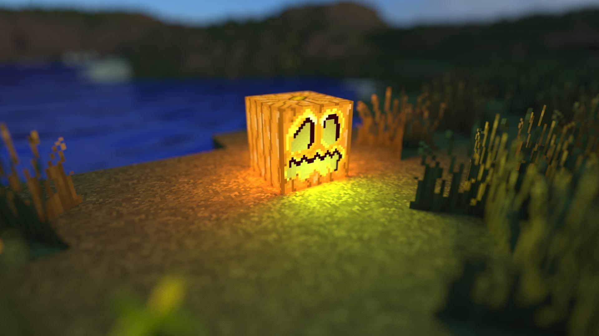 Res: 1920x1080, Minecraft 2
