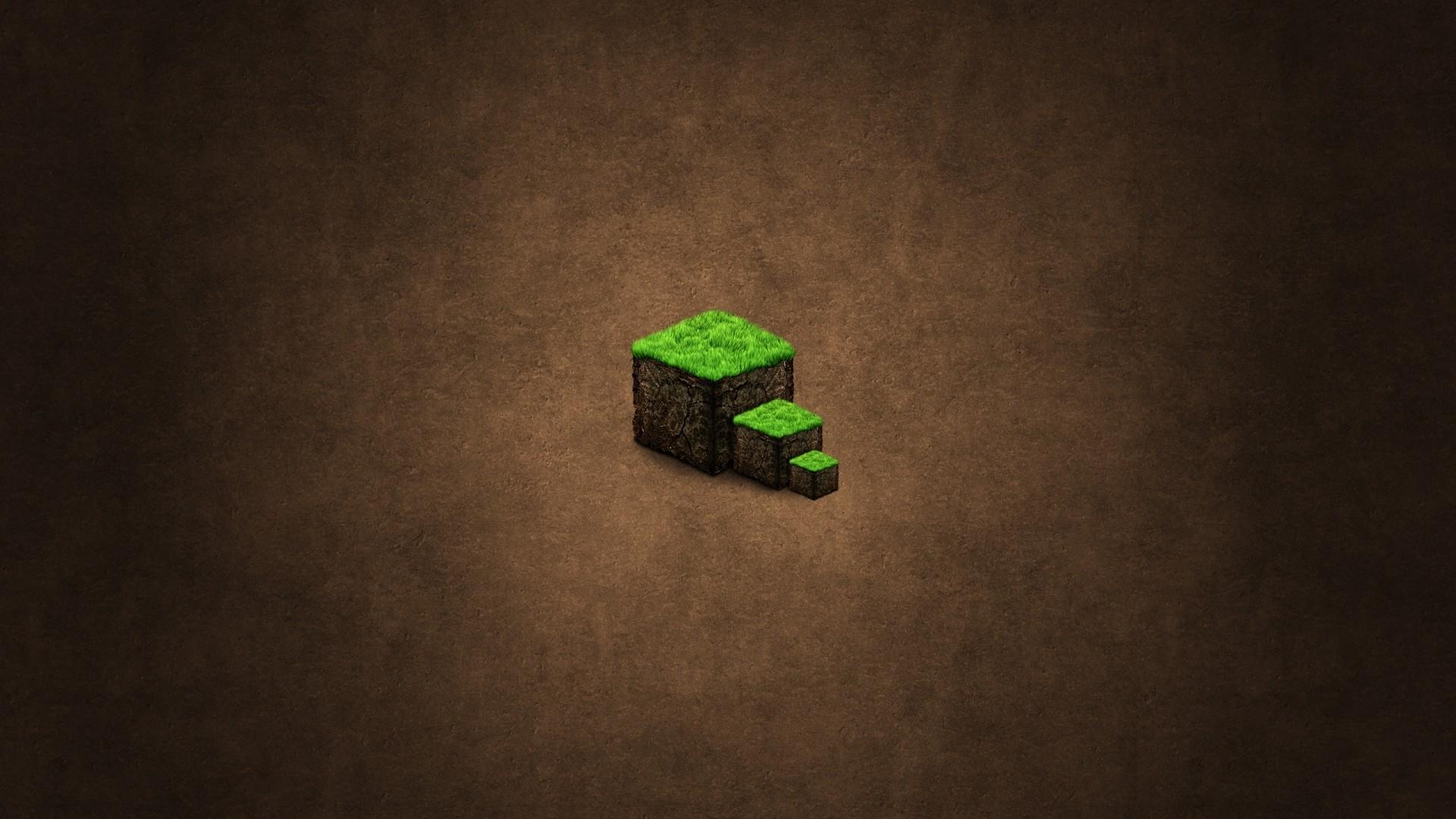 Res: 1920x1080, minecraft, ground, background