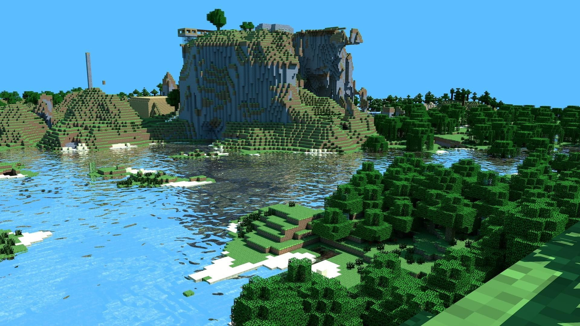 Res: 1920x1080, Wallpapers-HD-Minecraft-Gallery-(80-Plus)-PIC-WPW2011191