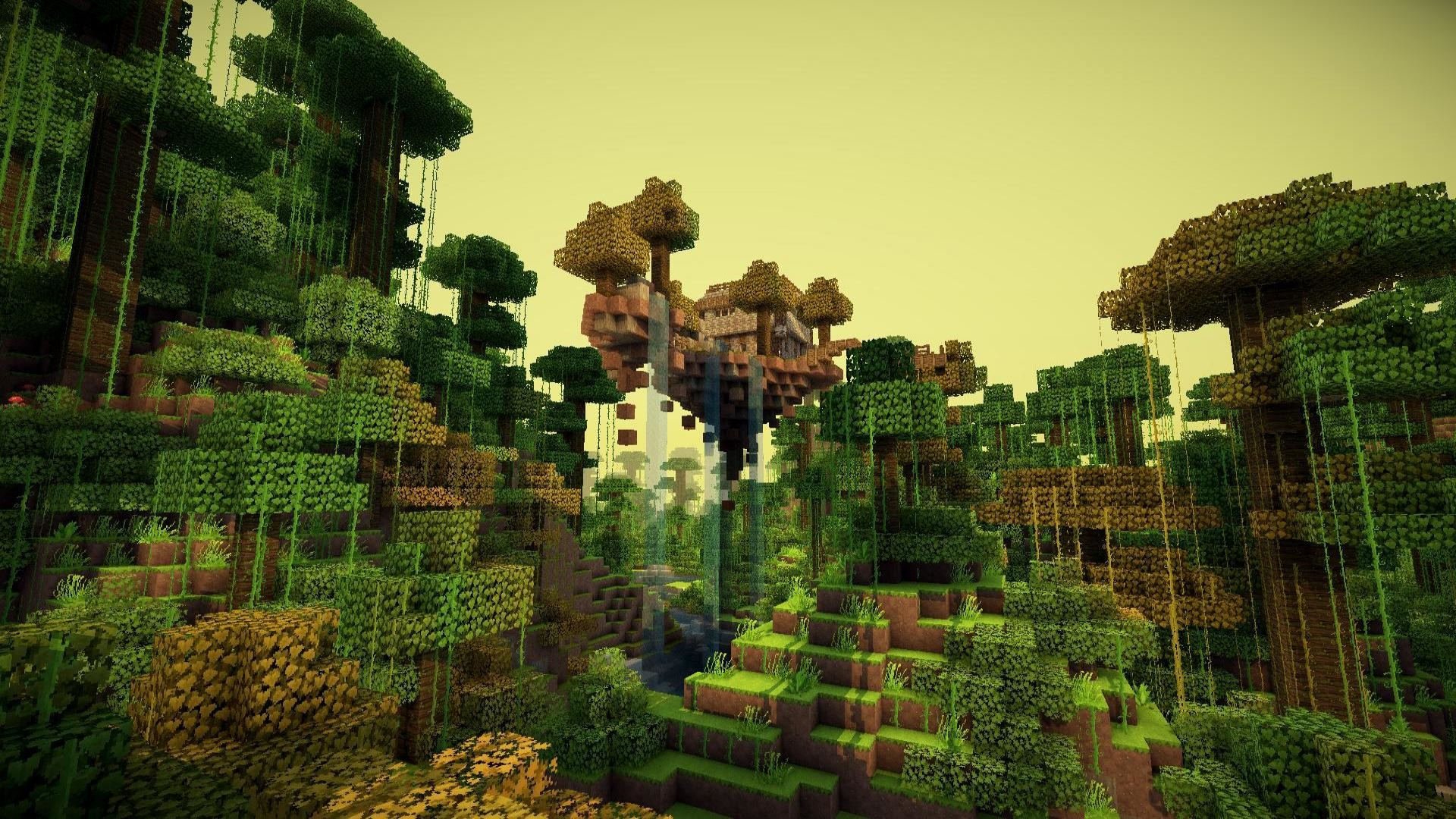 Res: 1920x1080, Minecraft HD Wallpapers